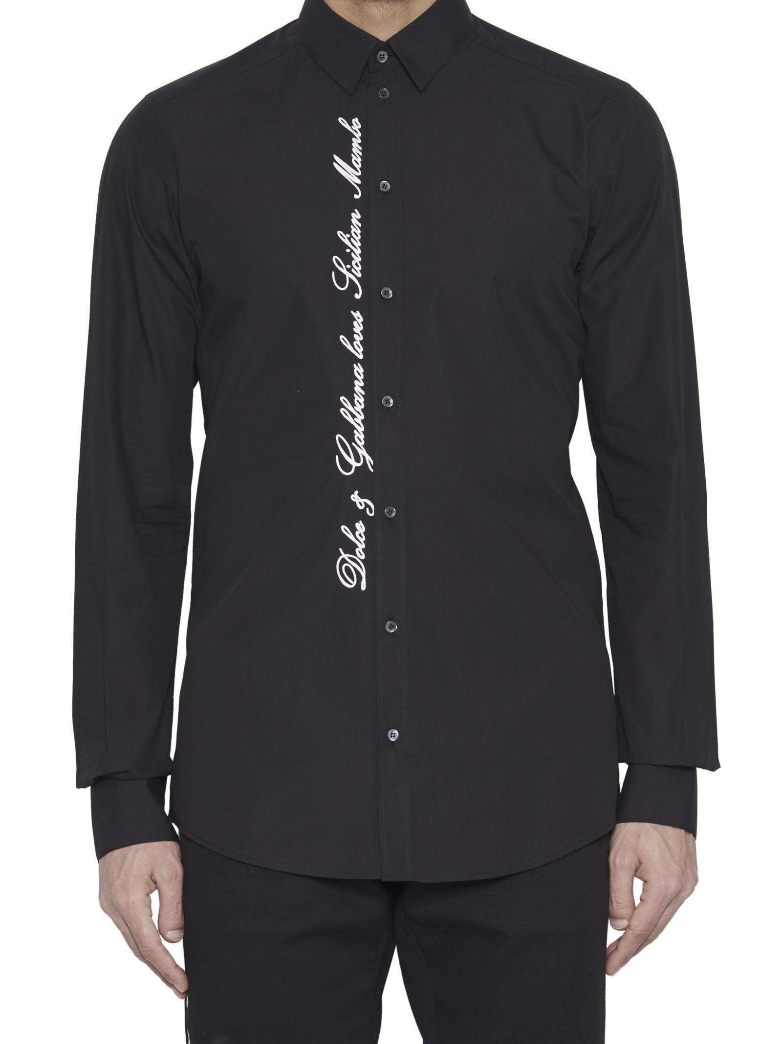 Dolce & Gabbana 'dolce & gabbana Sicilian Mambo' Shirt