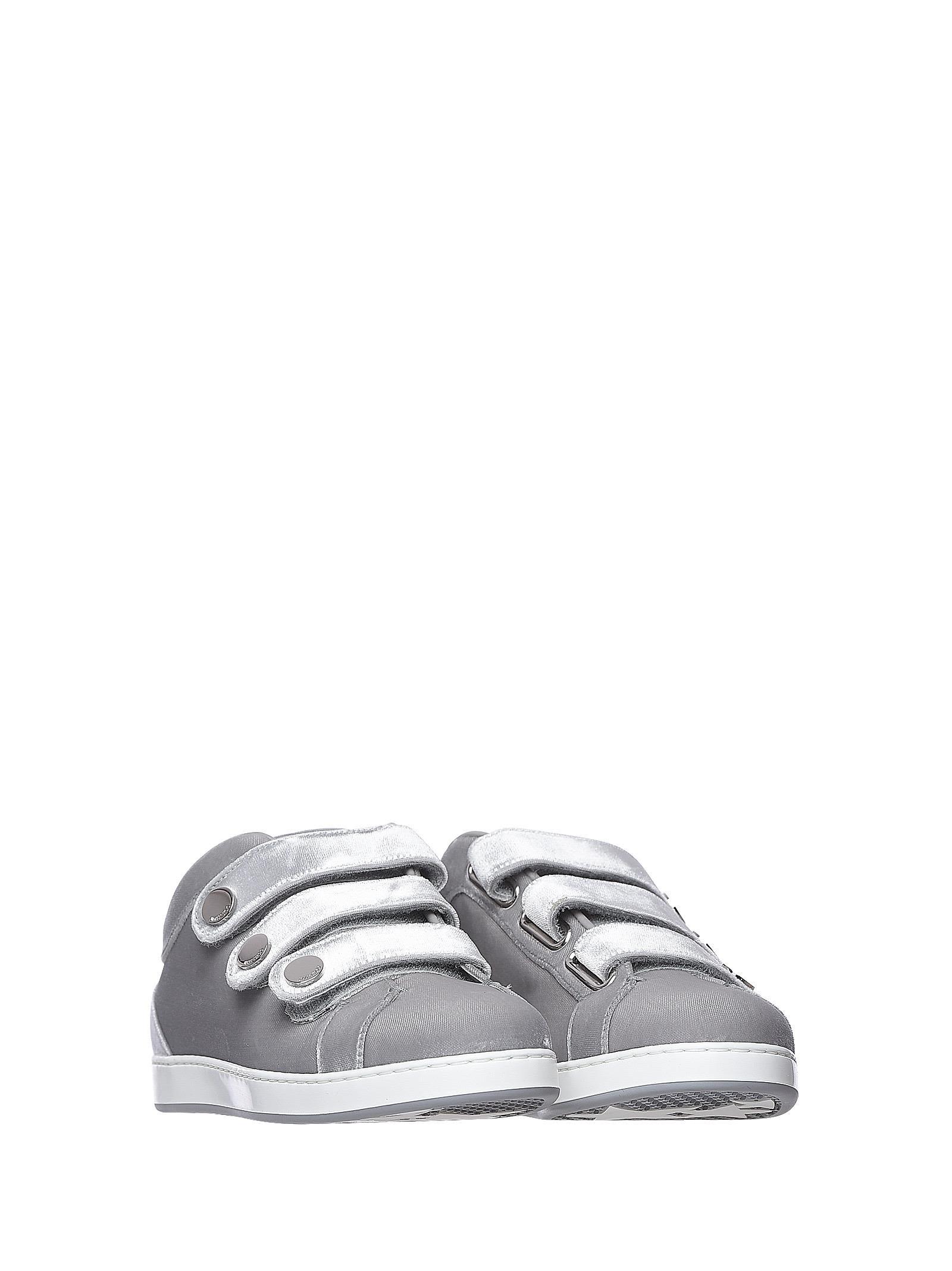 Jimmy choo Ny Sneakers Trainer Silver Newest Cheap Online Discount For Sale Inexpensive Online Factory Price m8br1SCfuP