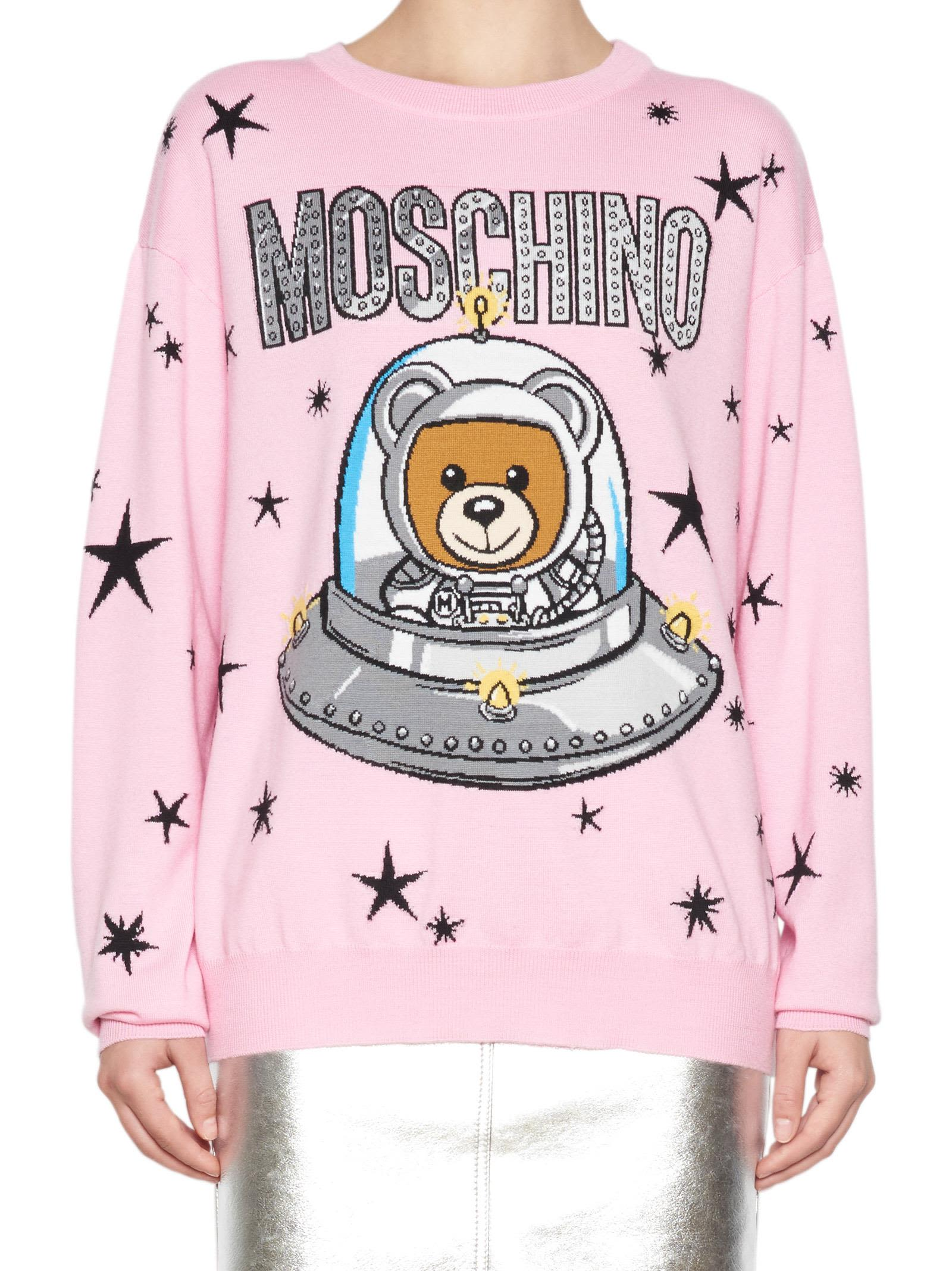 TEDDY UFO SWEATER