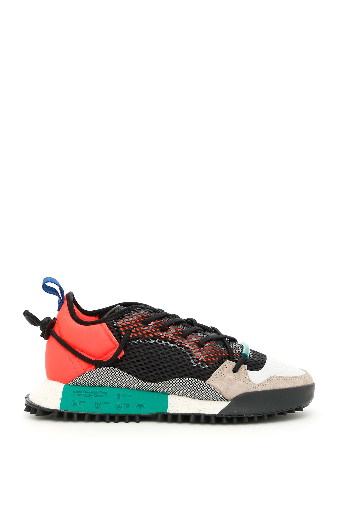 adidas originali da alexander wang - riedizione correre le scarpe da ginnastica, olred