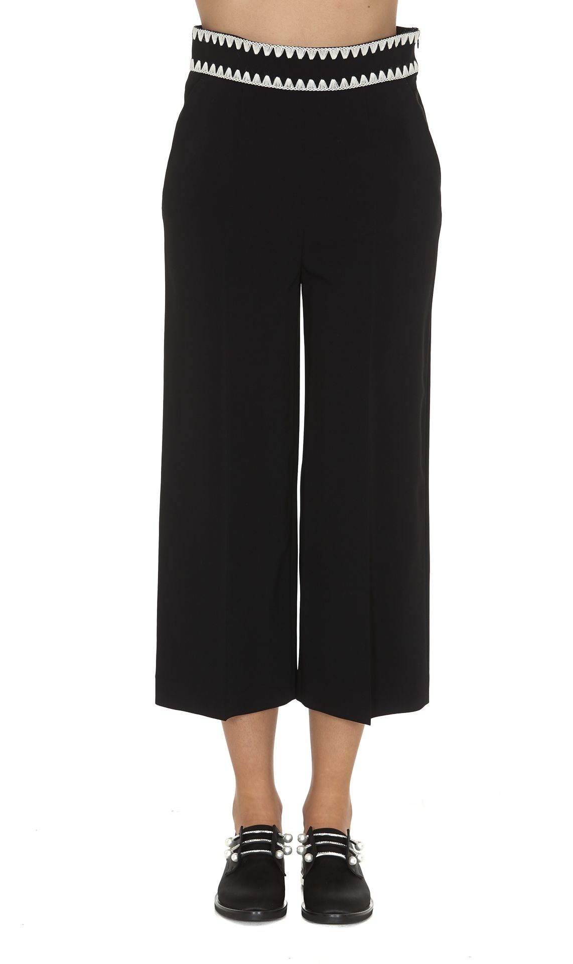 Red Valentino Cropped pants RED VALENTINO TROUSERS