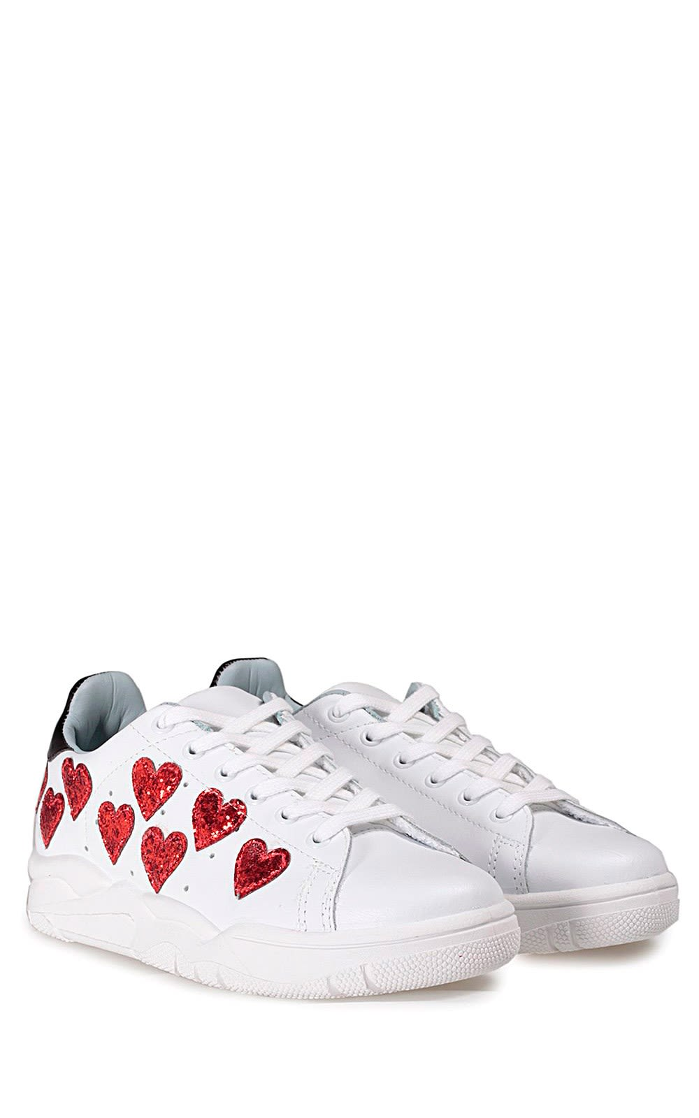 Roger Heart leather sneakers Chiara Ferragni Fashionable Cheap Price Sale Best Wholesale Cheap Buy Authentic Sale Choice Free Shipping Latest Collections 1iTMiVs