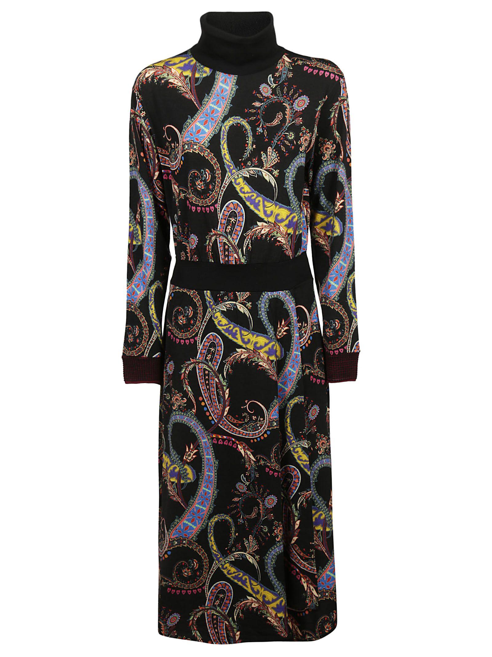 Etro Printed Dress 10665336