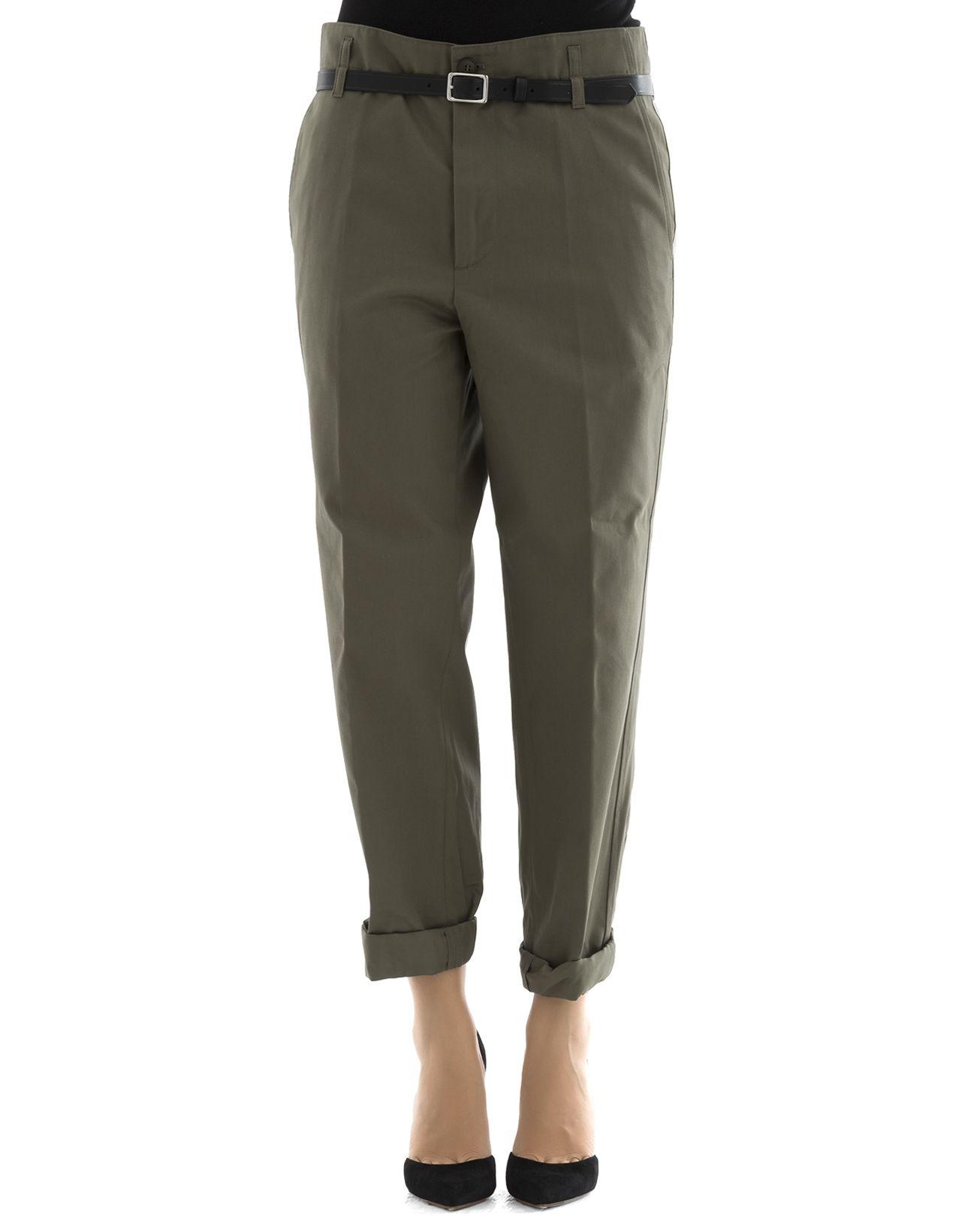 Black Cotton Jeans 7325437