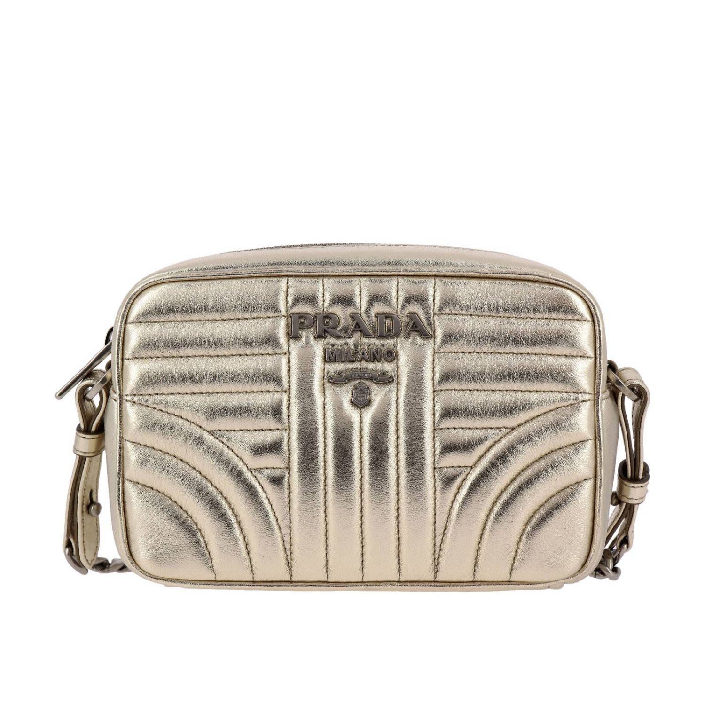 8682b27cc314 coupon code for prada mini bag shoulder bag women prada gold b2ae7 fd391