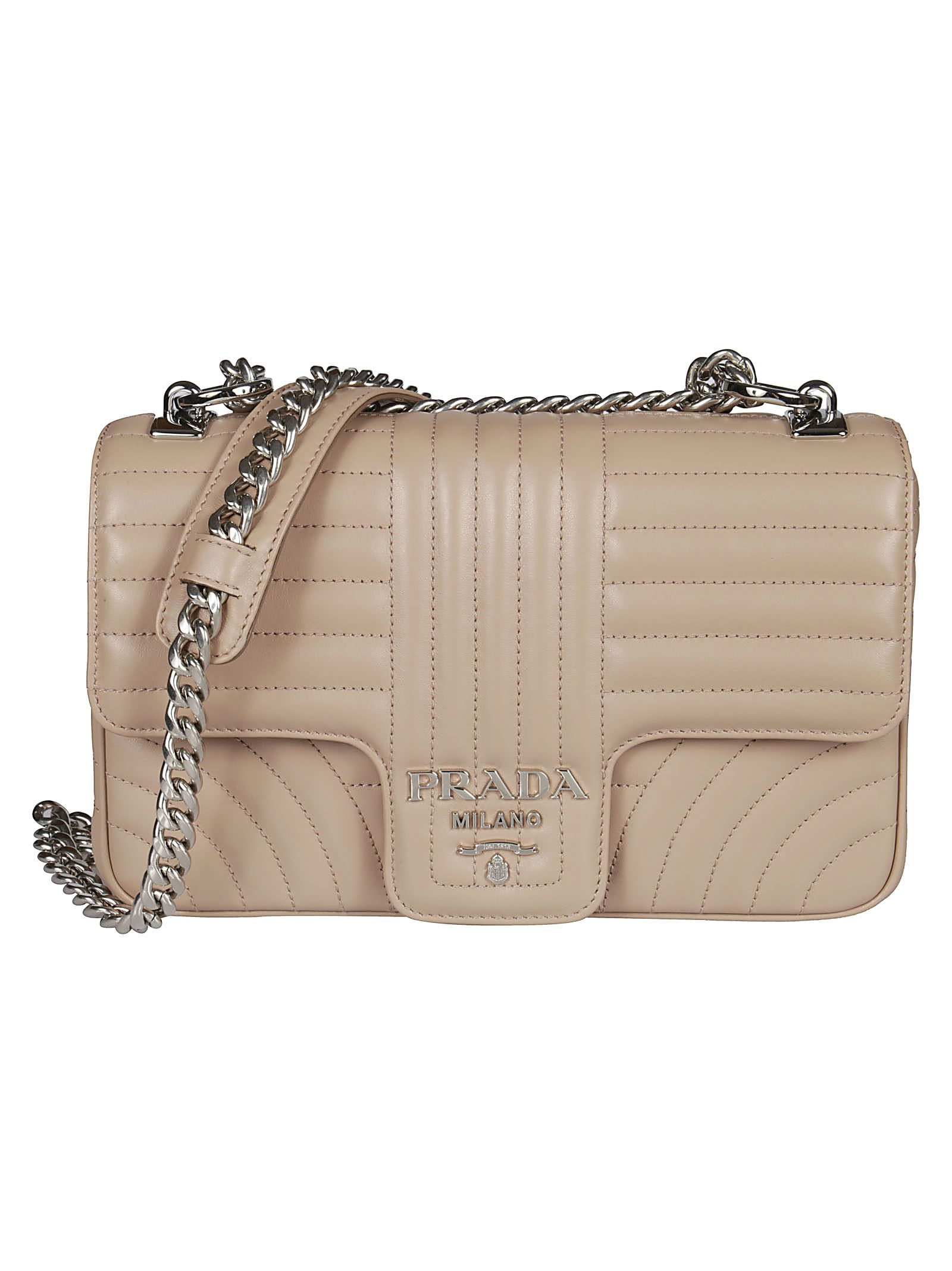 f39e9b5d403a PRADA SOFT IMPUNTURE SHOULDER BAG, NUDE & NEUTRALS | ModeSens