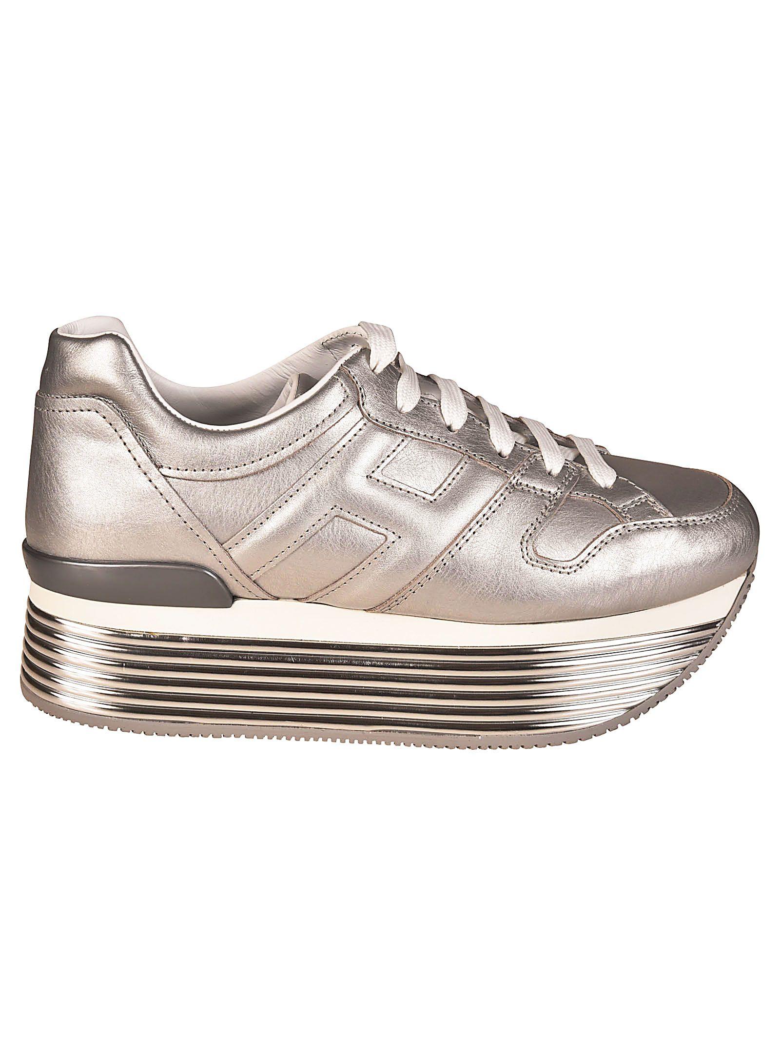 Cheap Sale Visa Payment Hogan Platform H Sneakers Online Sale Supply Visa Payment Sale Online Clearance Good Selling V9zBo1
