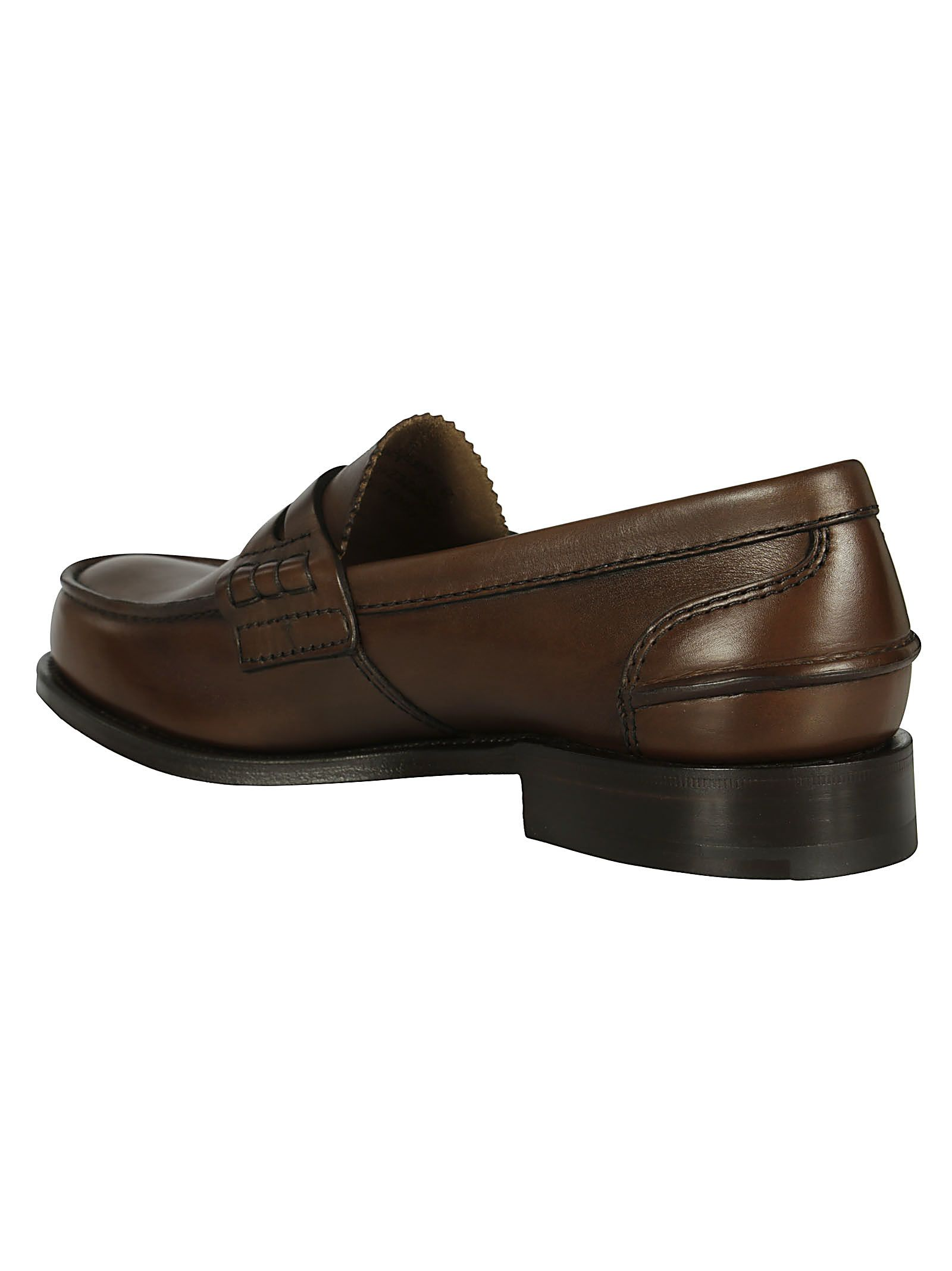 Loafers for Men On Sale in Outlet, Cognac, Leather, 2017, 7.5 Churchs