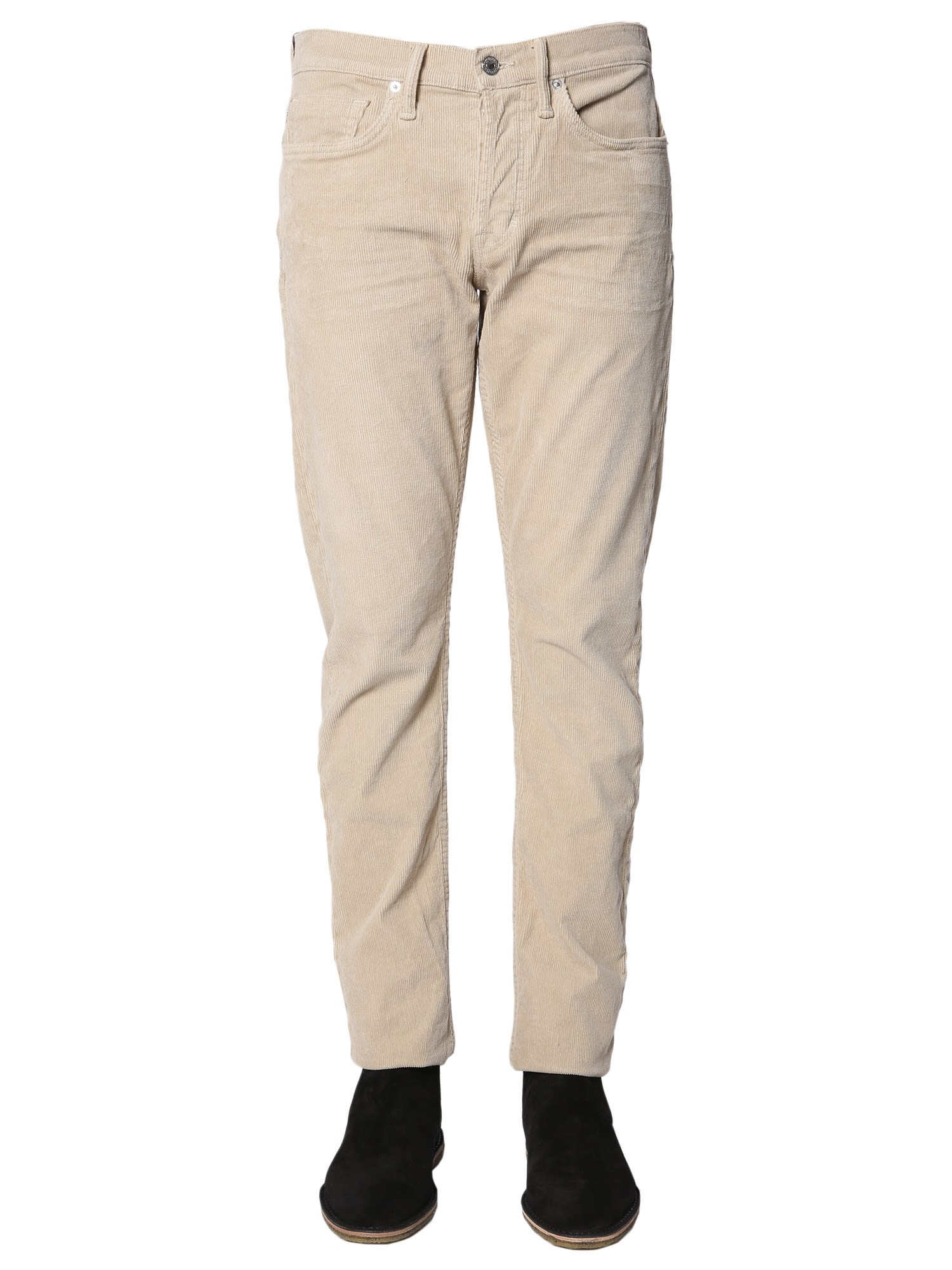 TOM FORD Tom Ford Slim Fit Trousers