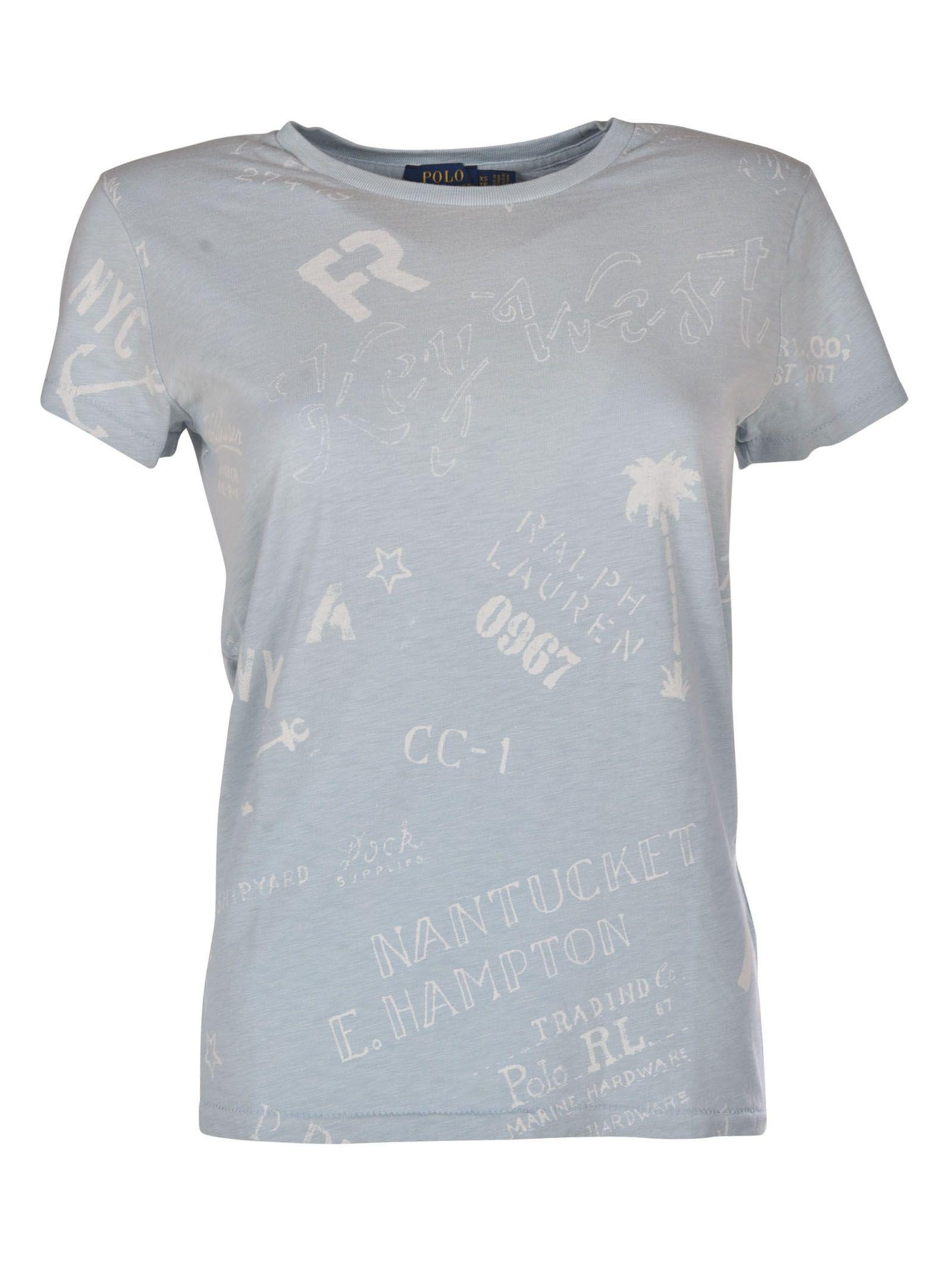 Polo Ralph Lauren Fantasy Pattern T-shirt