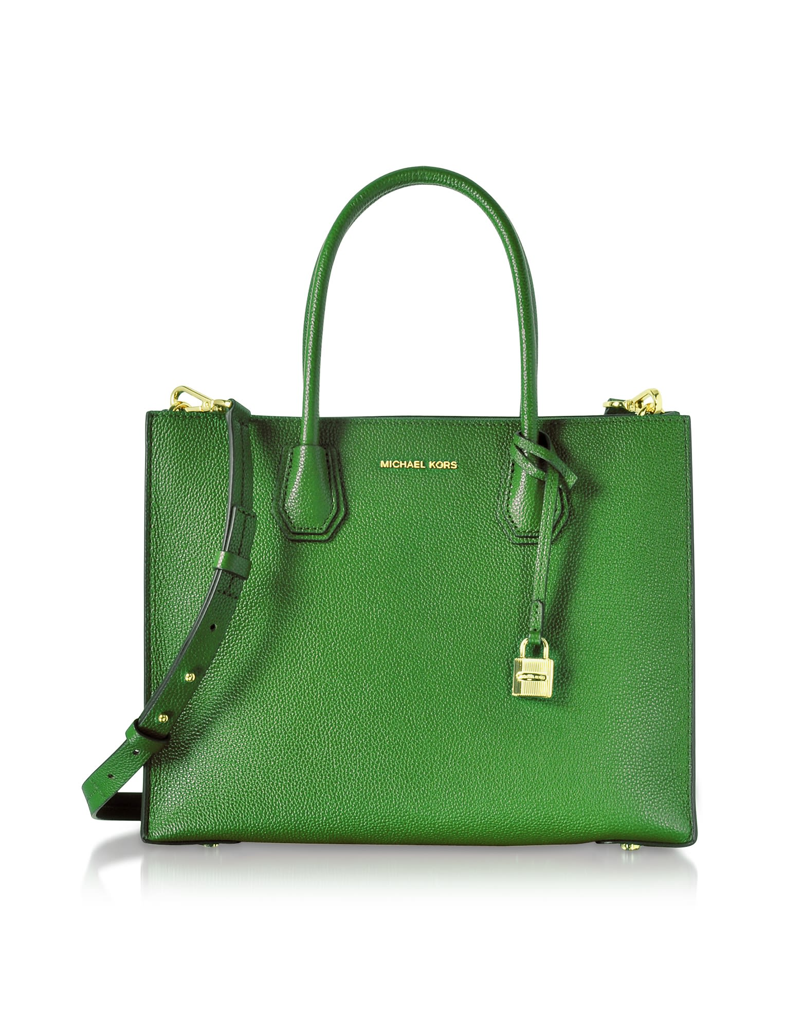 MERCER LARGE LEATHER TOTE