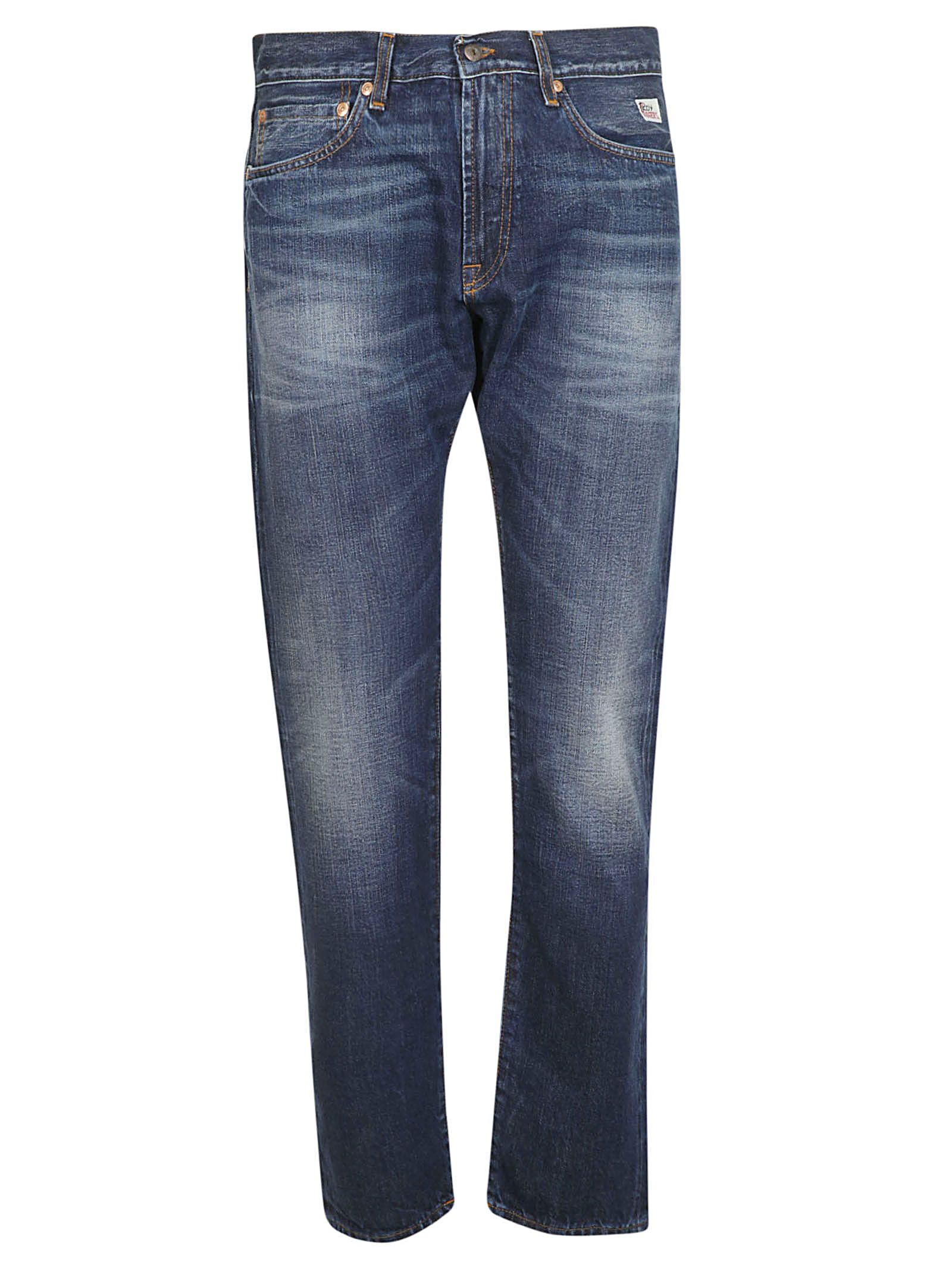 ROY ROGERS Authentic Jeans in Medio