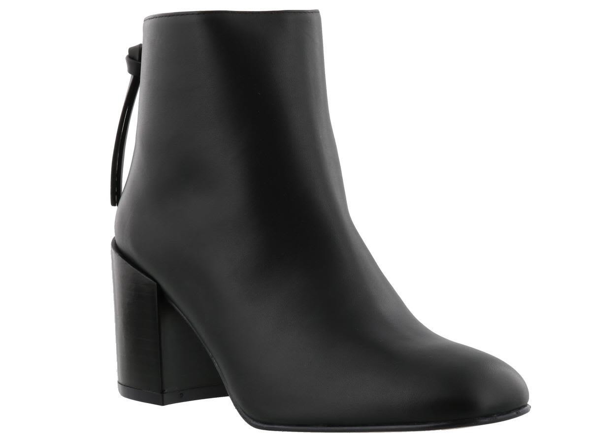 Stuart Weitzman Coban leather ankle boots VRXbYh