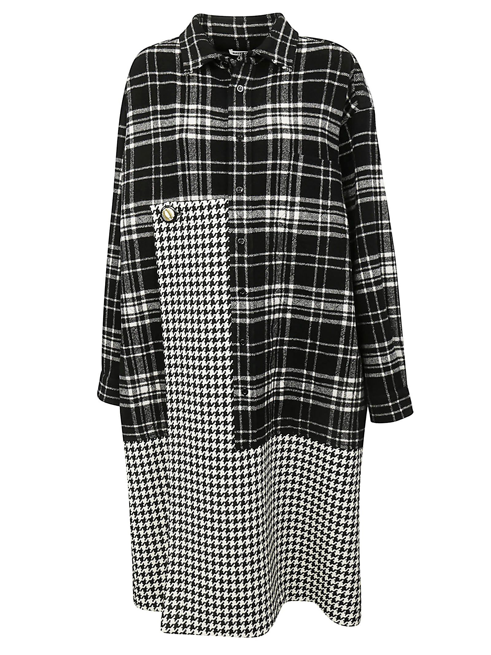 Balenciaga Oversized Dress 10711831