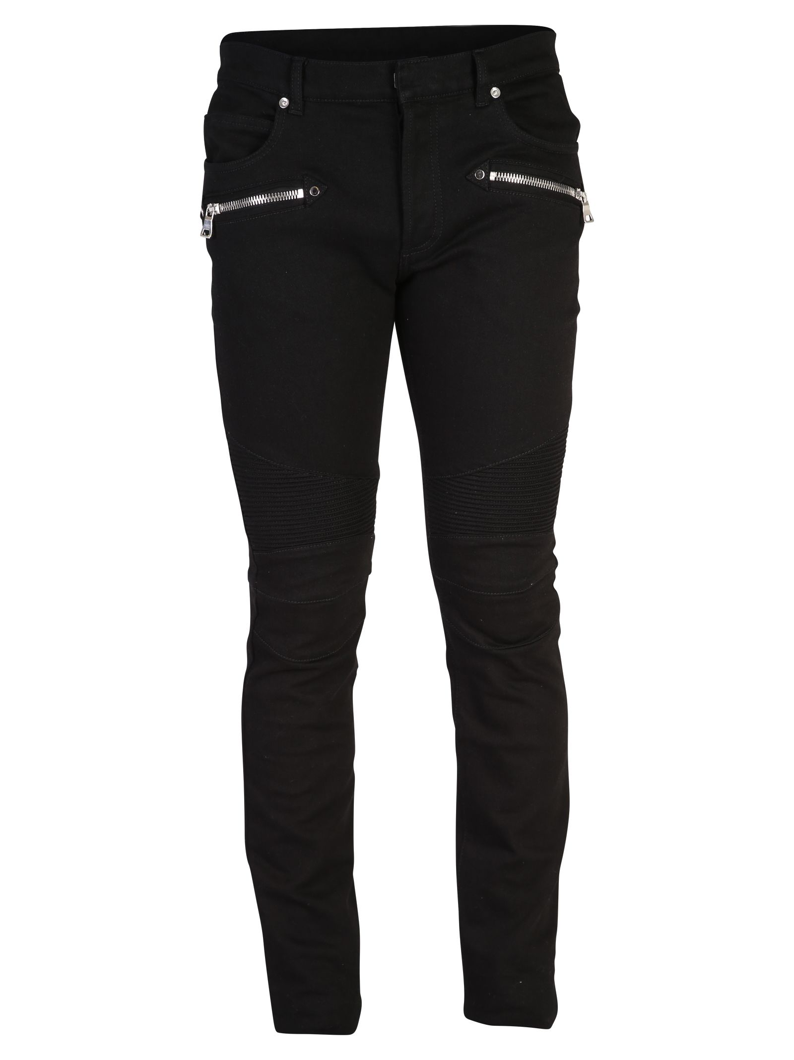 Black Biker Jeans 10604135