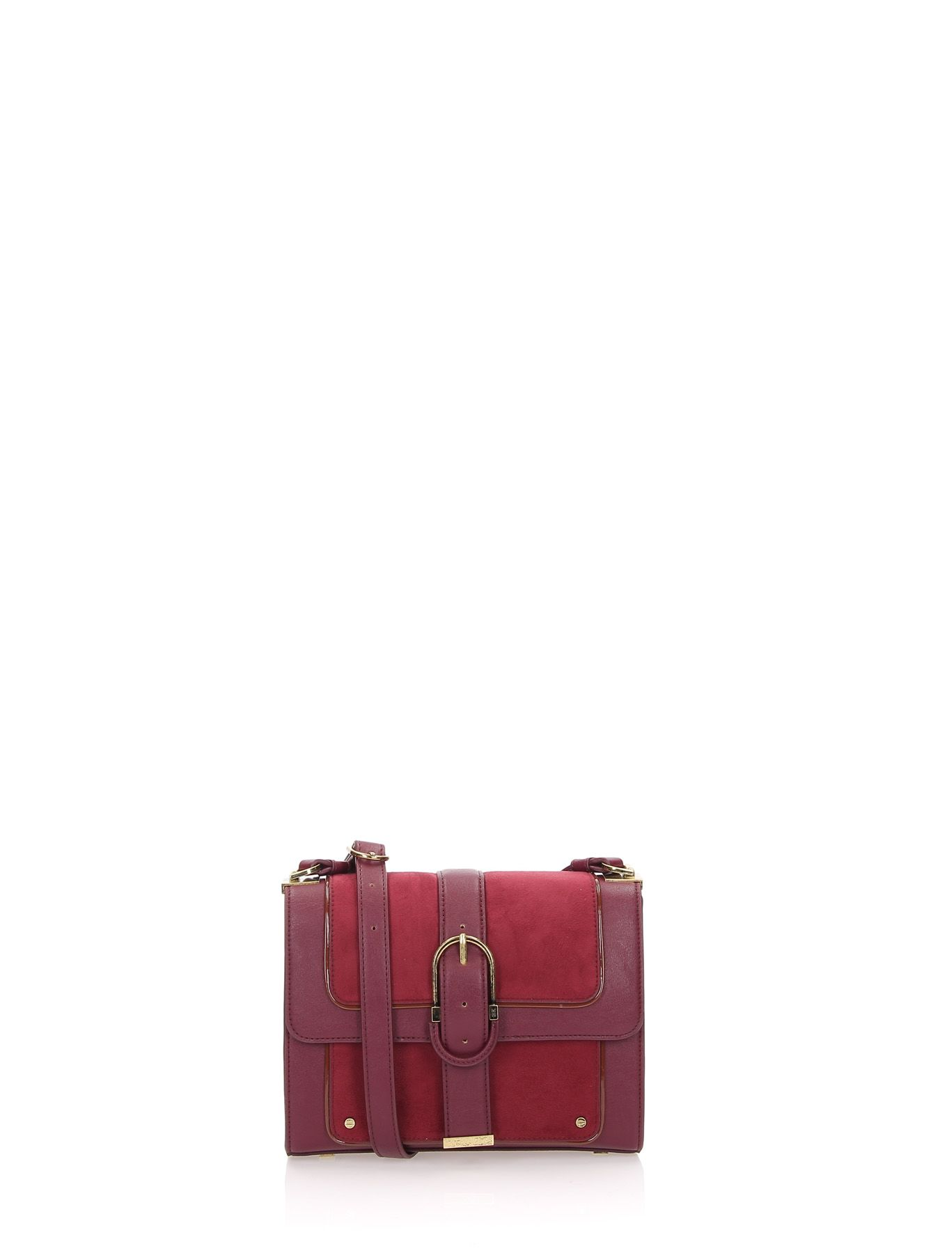 Crossbody Bag in Red