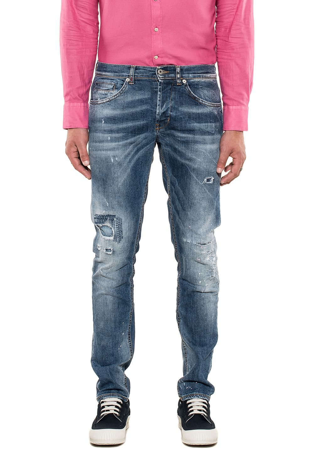 Blue George Denim Jeans 10613386