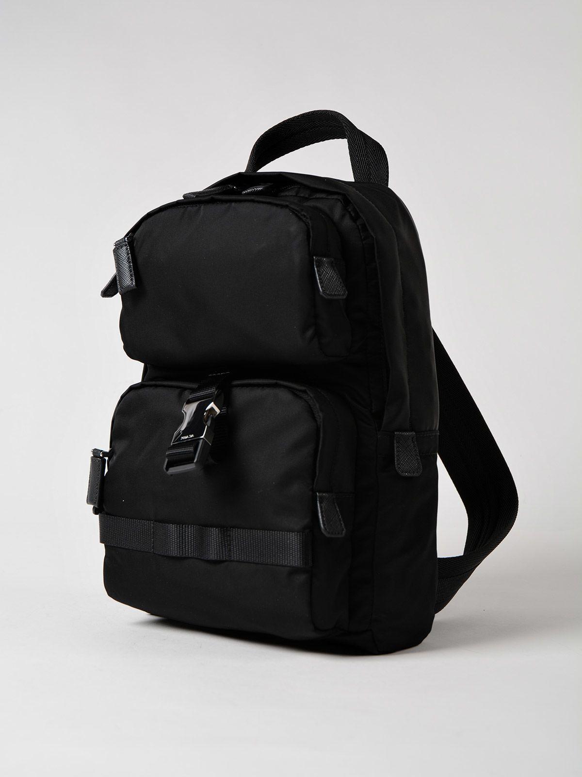 ed196d22edf9 ... best price prada backpack tessuto montagna nero prada backpack tessuto  montagna nero 6ce5c 754a0