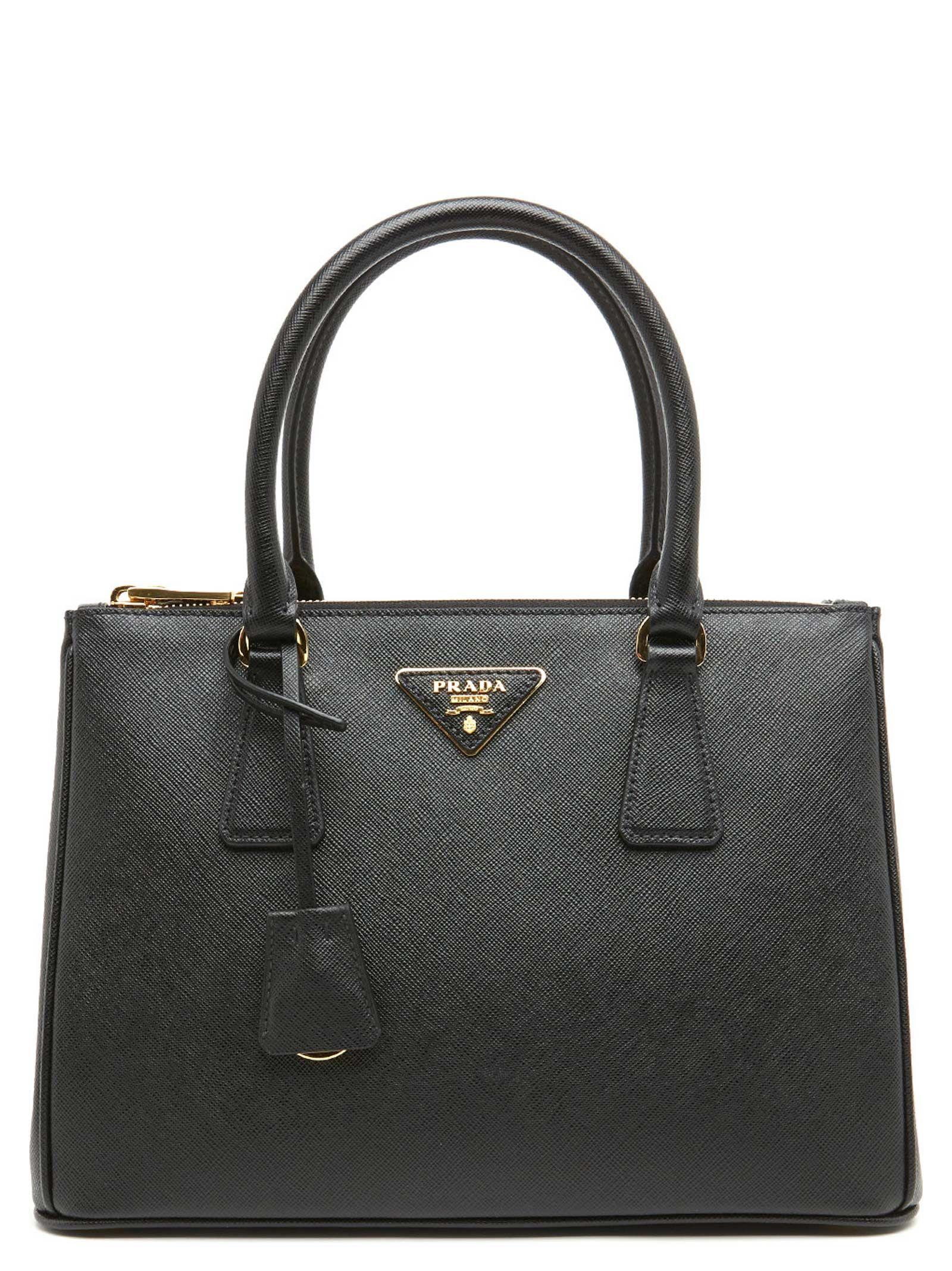 440eaf301444 ... norway prada galleria bag in black baefb 93615