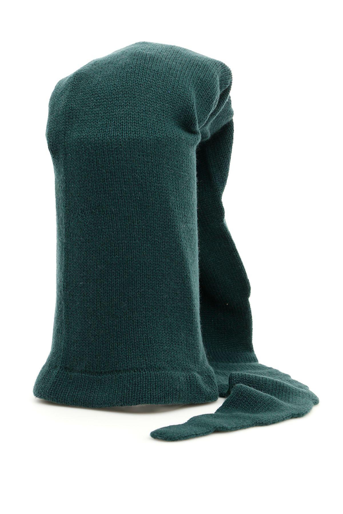 FLAPPER Extra Long Atena Hat in Basalt