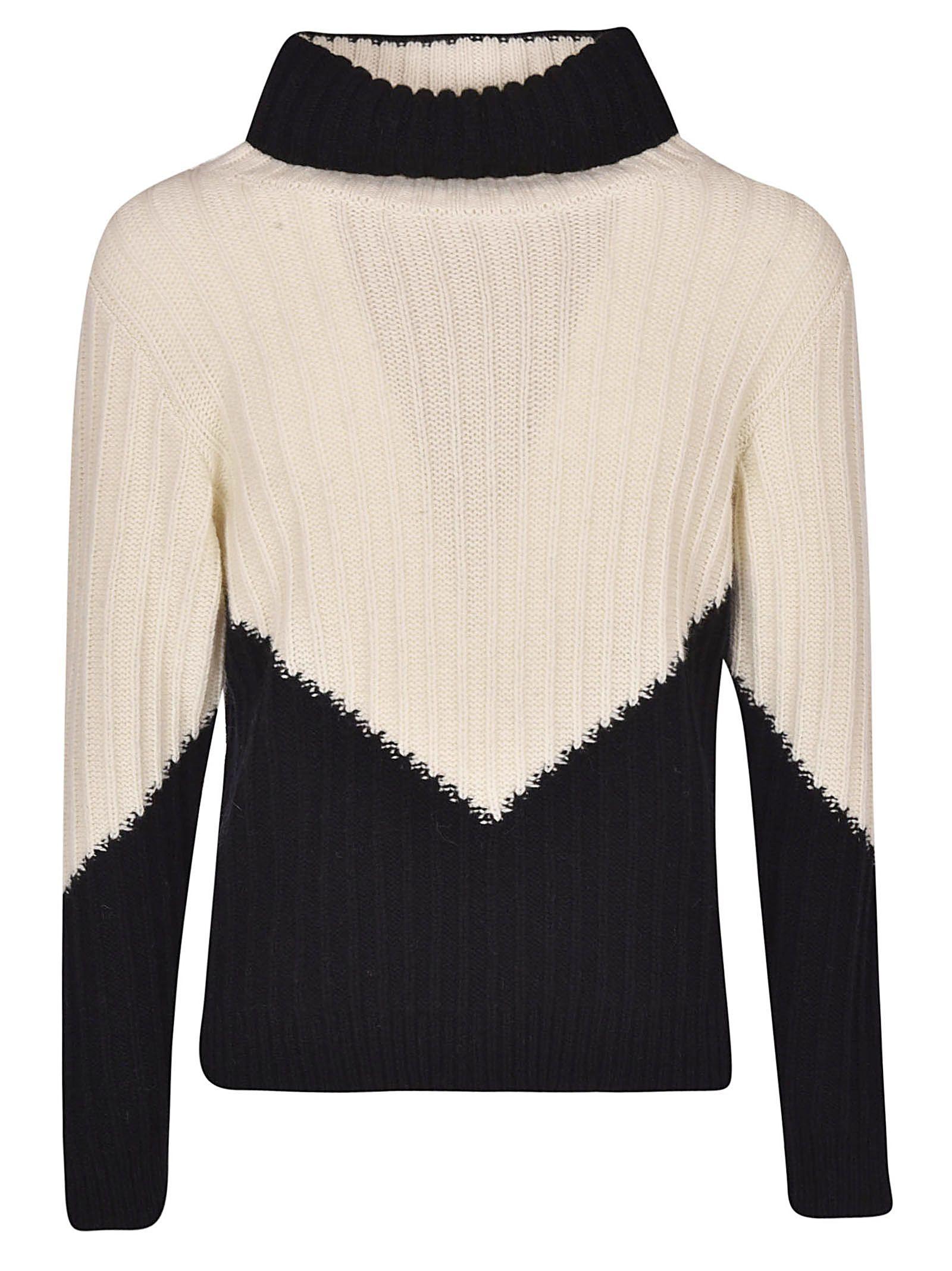 MASSIMO PIOMBO Turtleneck Sweater in 1-11