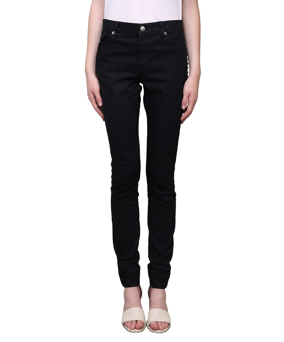 Valentino Rockstud Denim Cotton Jeans 8963546