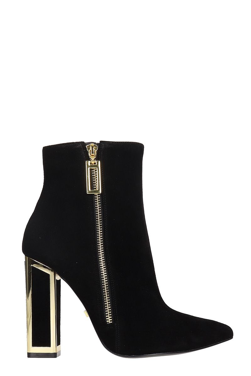 Agnes Ankle Boots in Black