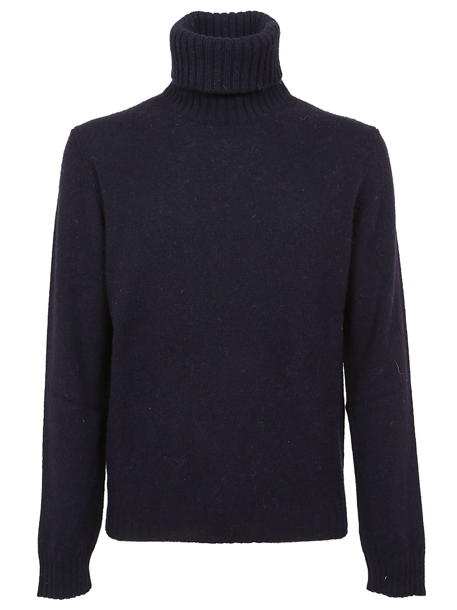 MASSIMO PIOMBO Roll Neck Sweater in 5