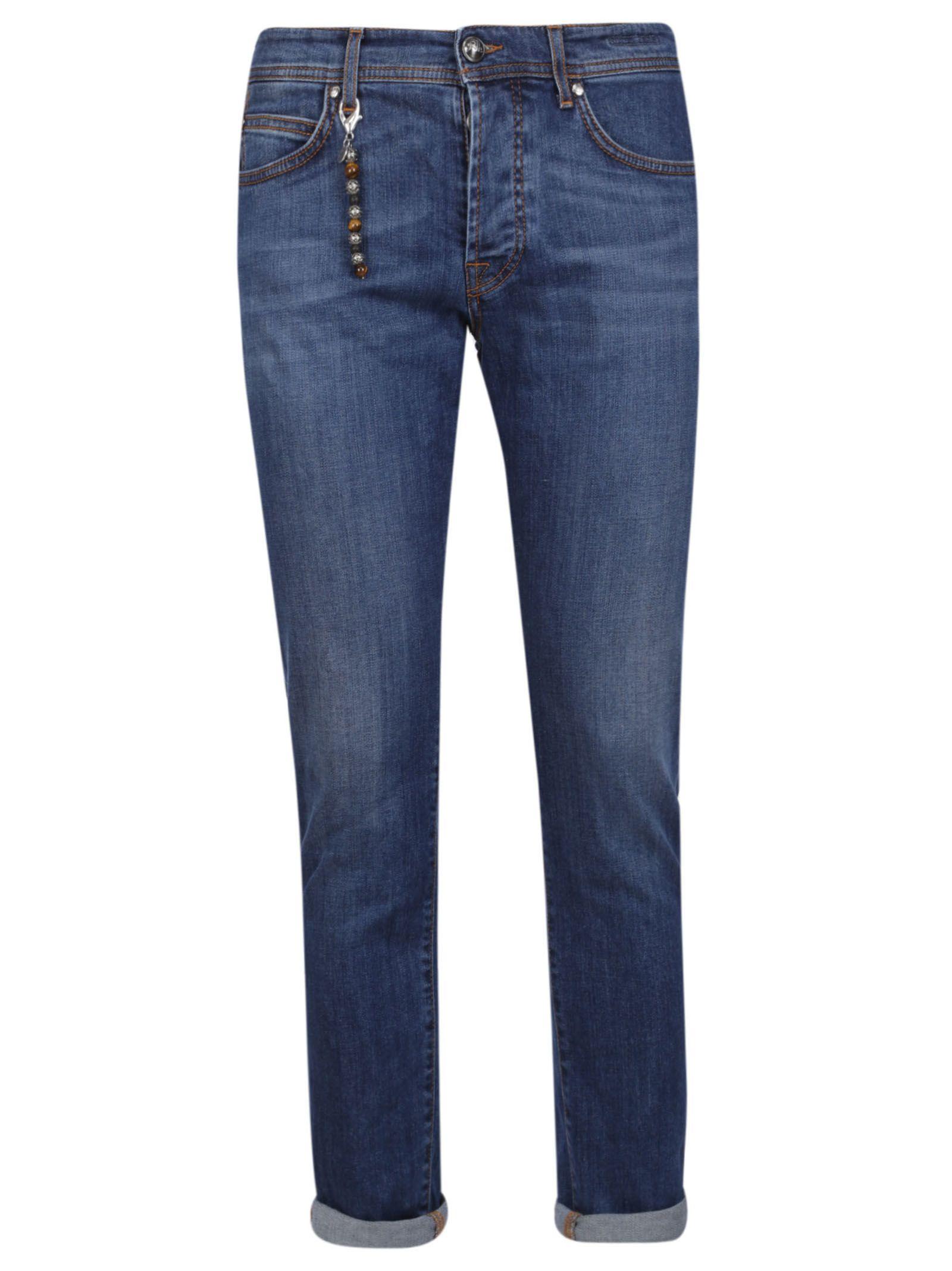 ROY ROGERS Zonta Jeans in Denim