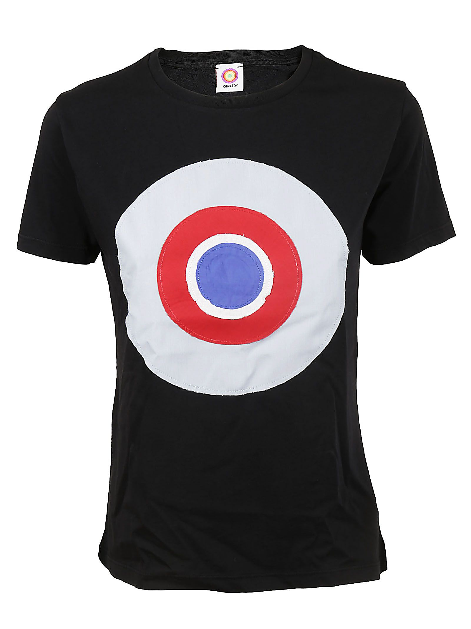 Circled Be Different Bullseye T-shirt