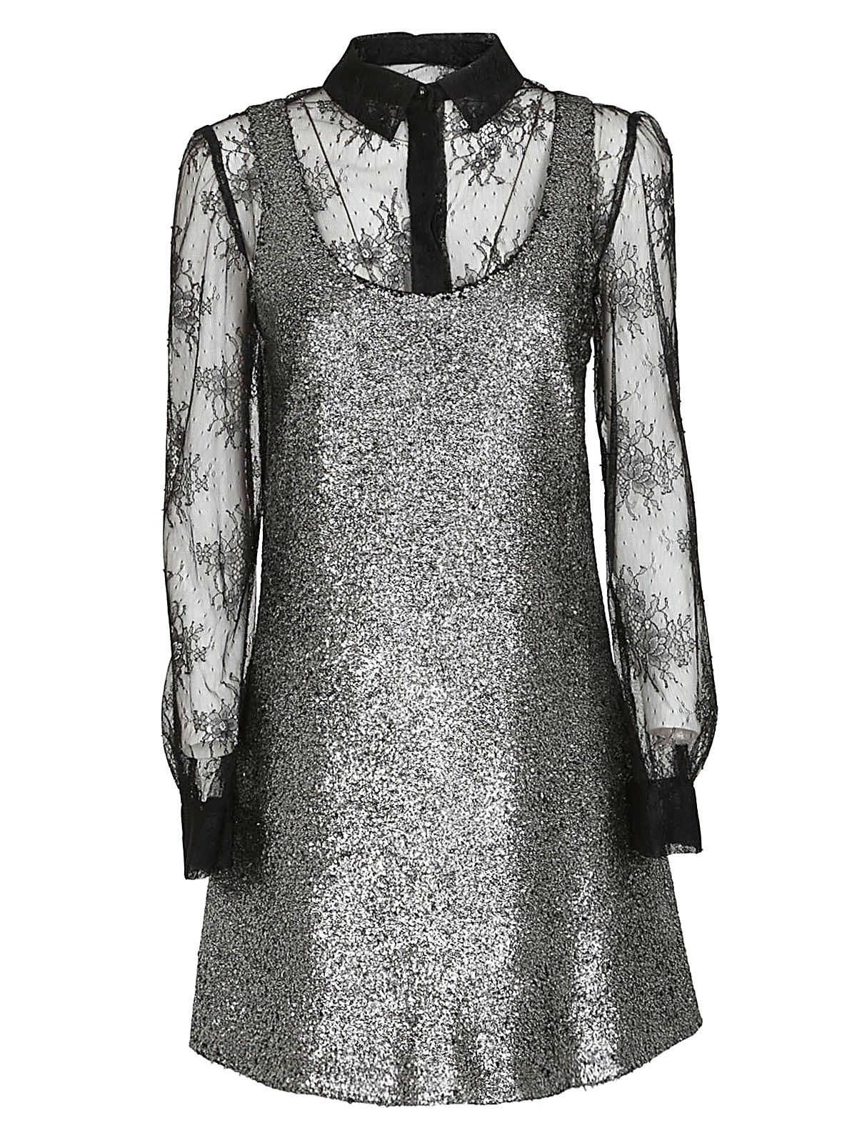 Boutique Moschino Lace Dress