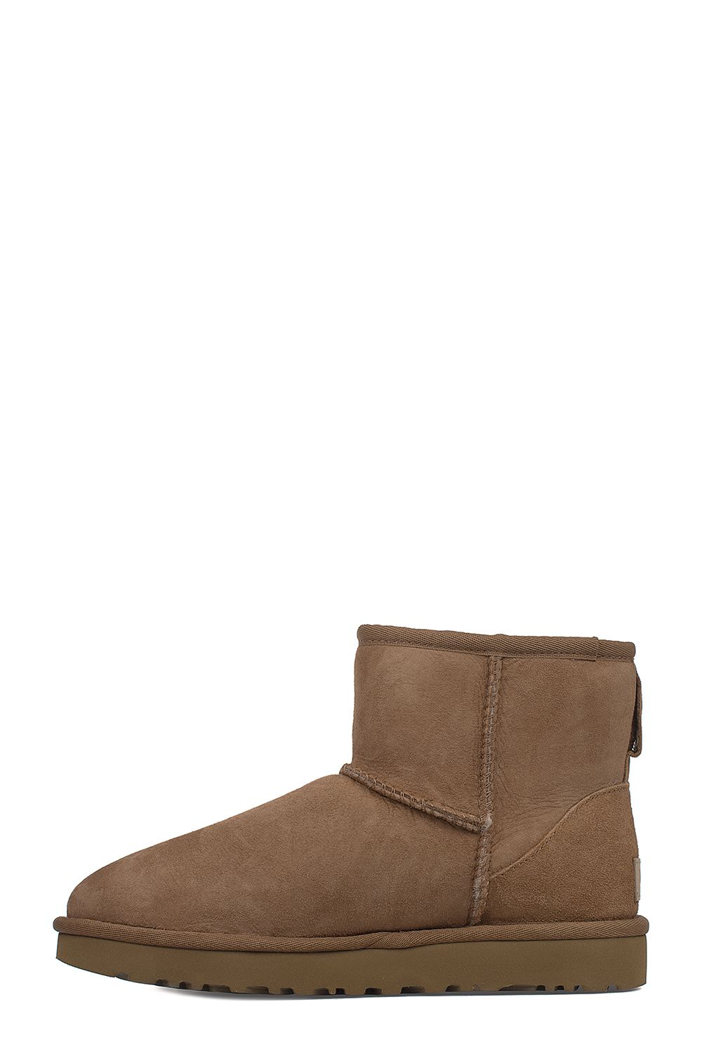 ... UGG Chestnut Mini Classic Low Boot - Brown ...