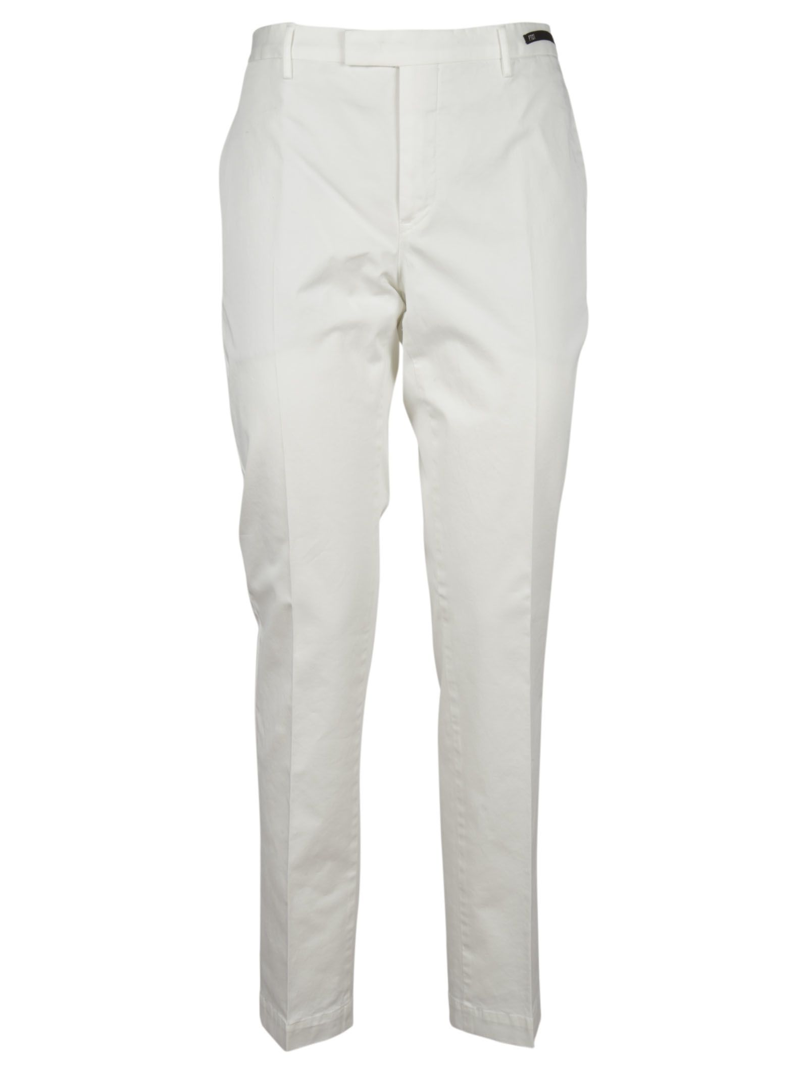 classic trousers - White PT01 9yHYlZeLO3