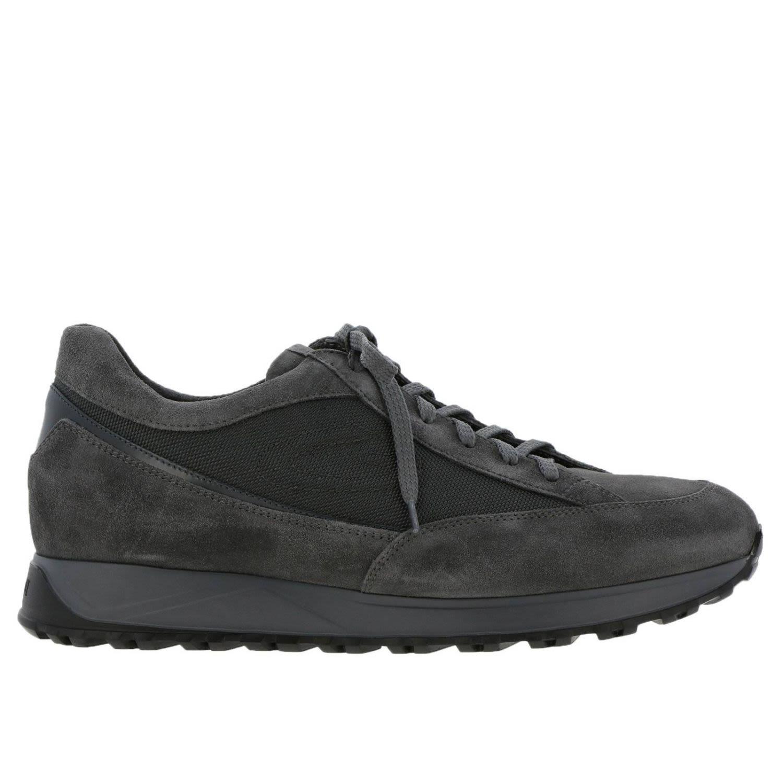 ALBERTO GUARDIANI Guardiani Sneakers Shoes Men Guardiani in Grey