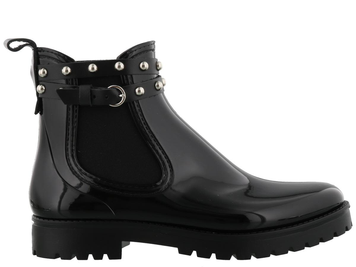 Newest Cheap Online Free Shipping Find Great RED Valentino Metal Dot Rainboot Shop For Many Kinds Of For Sale eSXAOA
