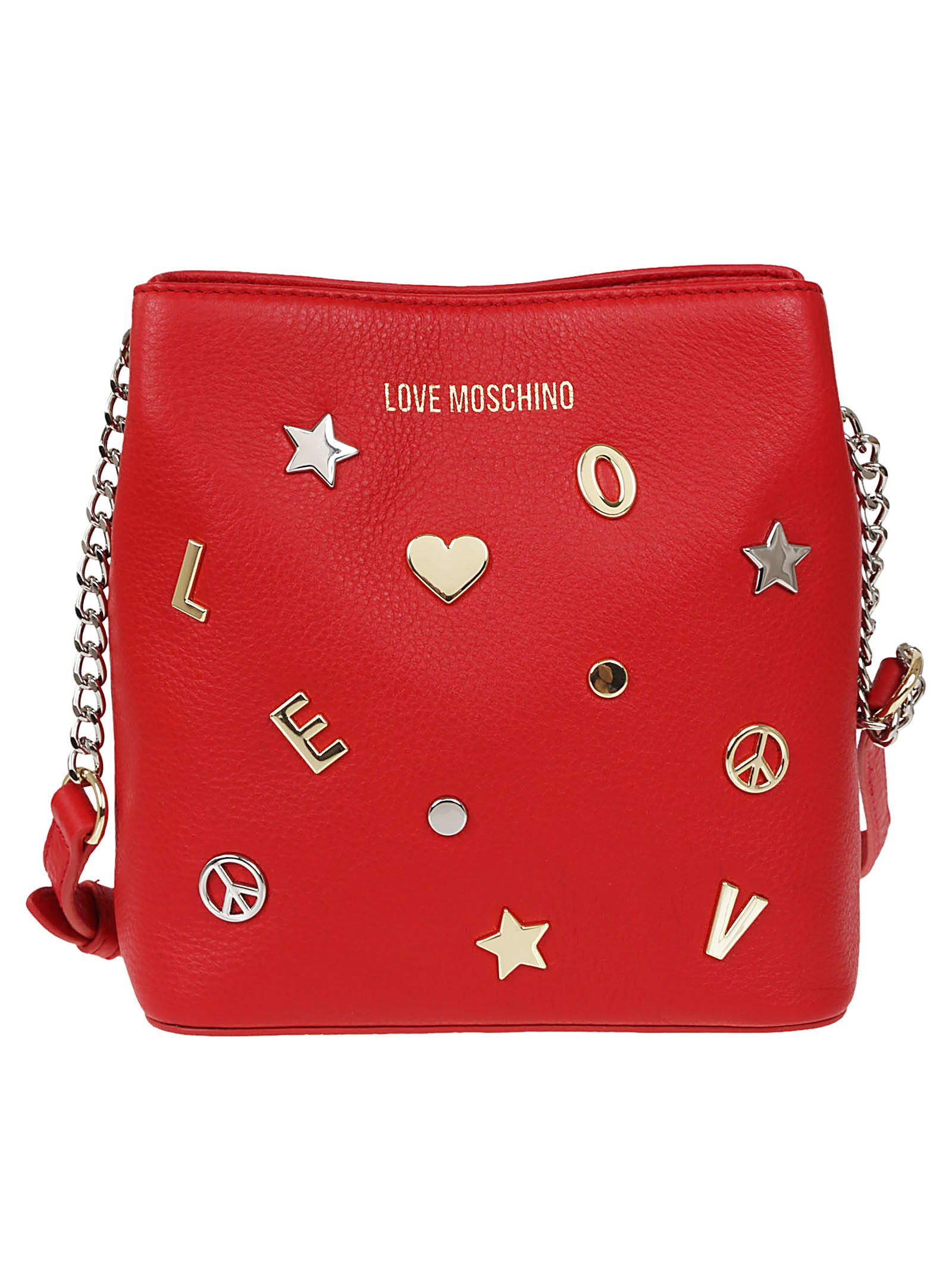 Love Moschino Lettering Bag