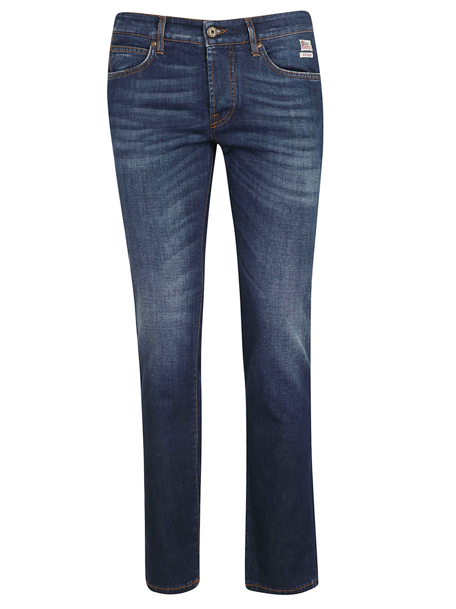 ROY ROGERS Superior Jeans in Medio
