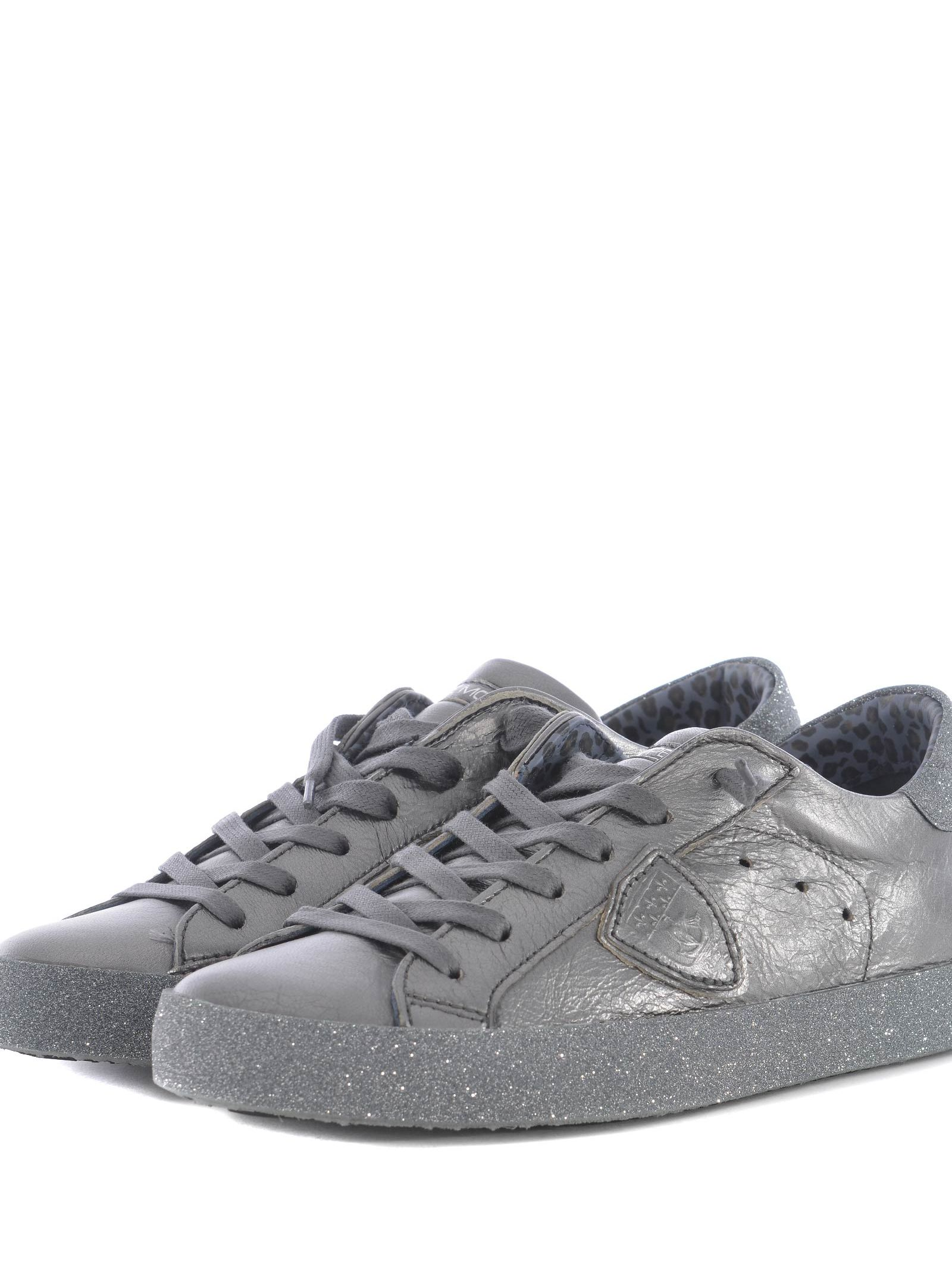 Philippe Model Lace-up Sneakers
