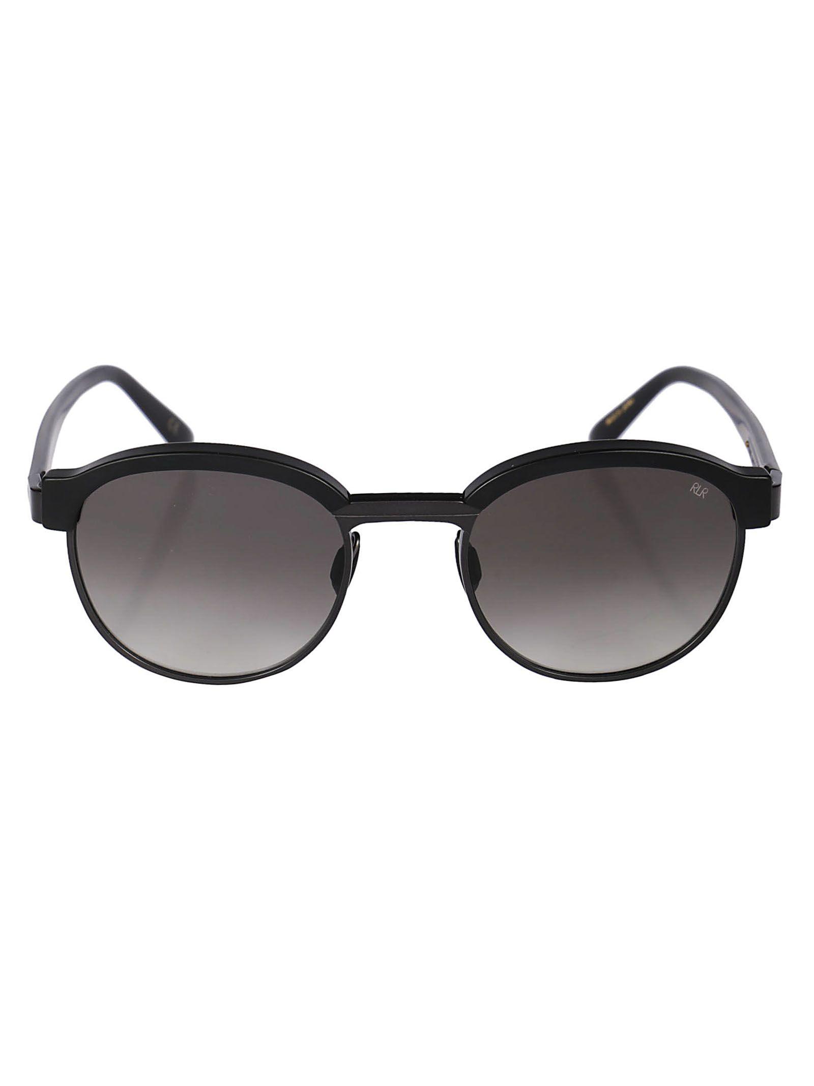ROBERT LA ROCHE Robert Laroche Baldric Sunglasses in Black