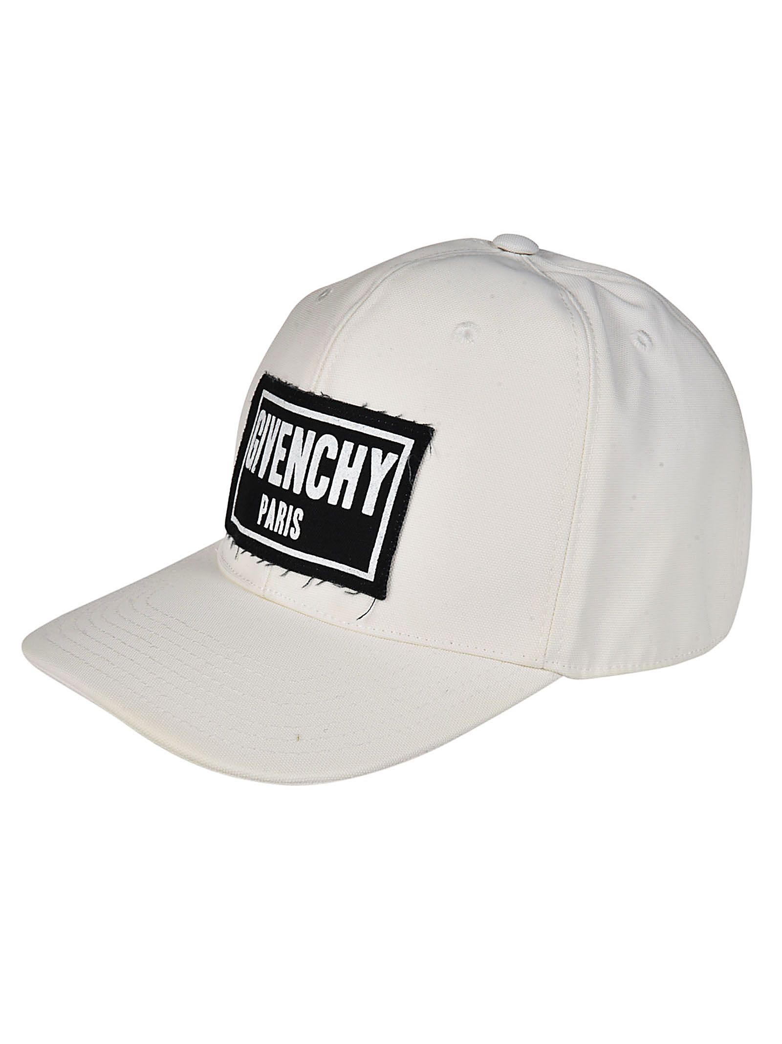 logo patch cap - Black Givenchy HuYvBV