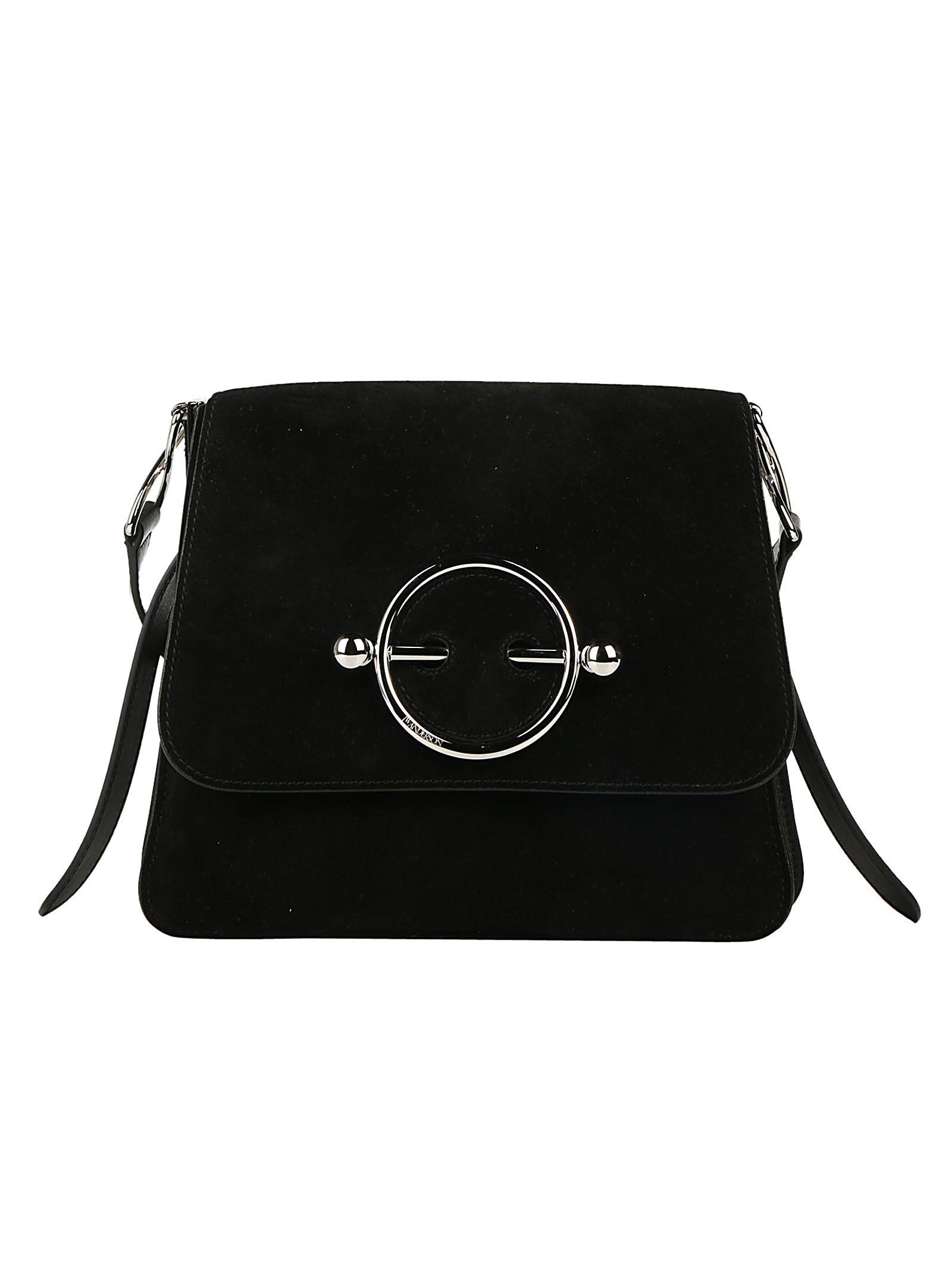 Black Disc shoulder bag J.W.Anderson 2mhjx2PbaB