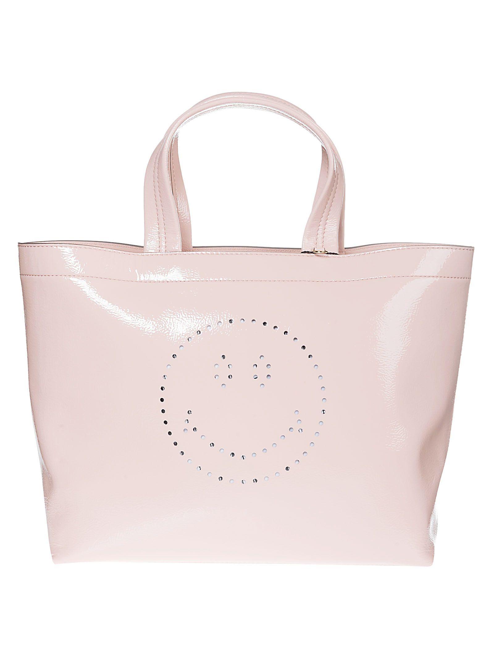 Anya Hindmarch Smiley Shopper Bag