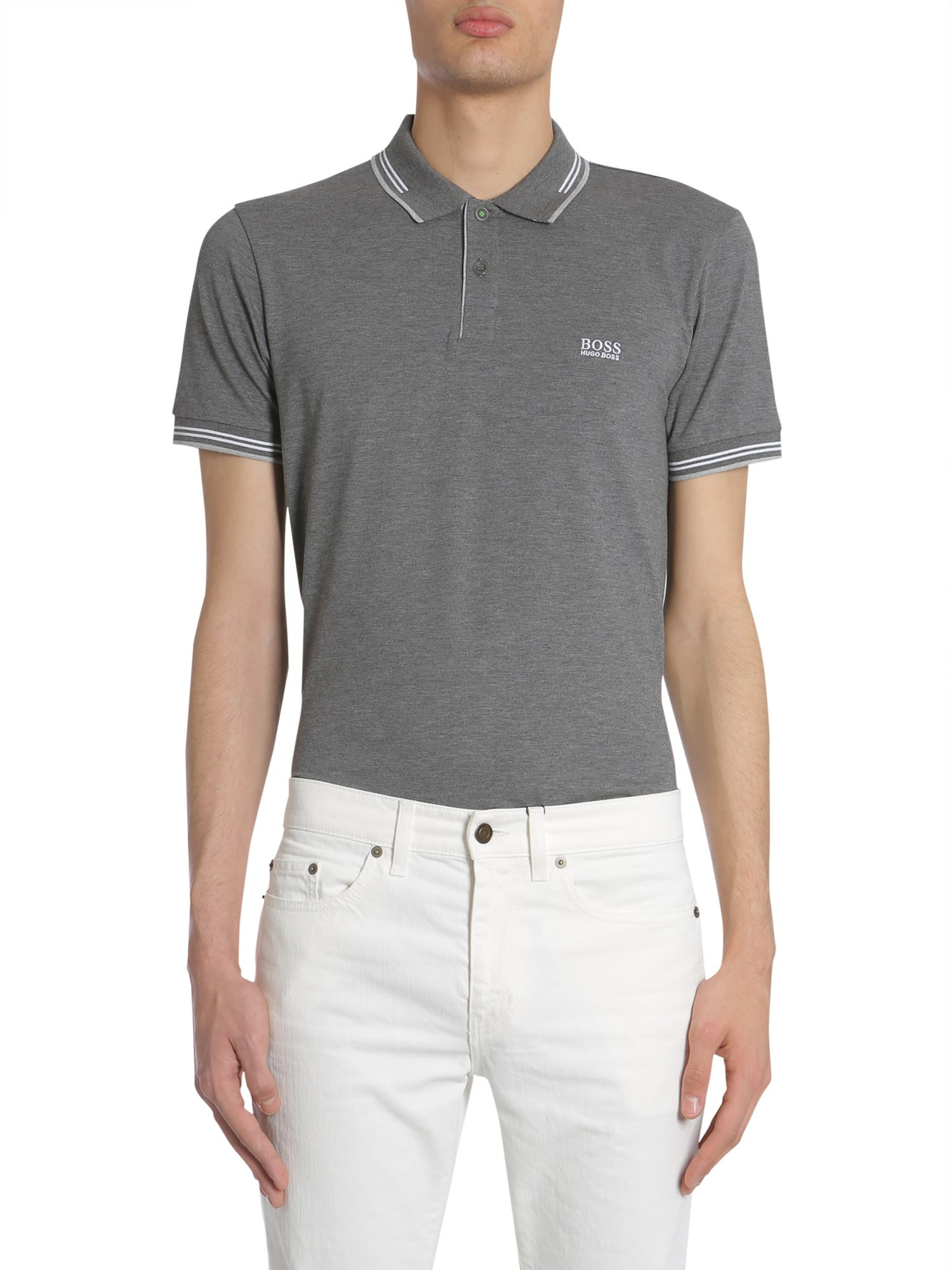 TOPWEAR - Polo shirts HUGO BOSS Clearance Find Great Cheap Sale Classic 7X82y