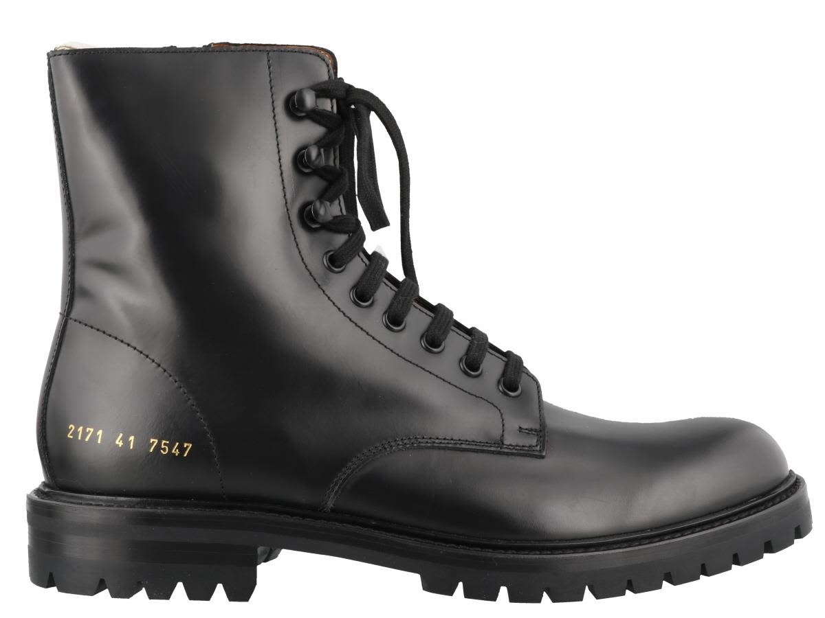 common projects -  Combat Boots