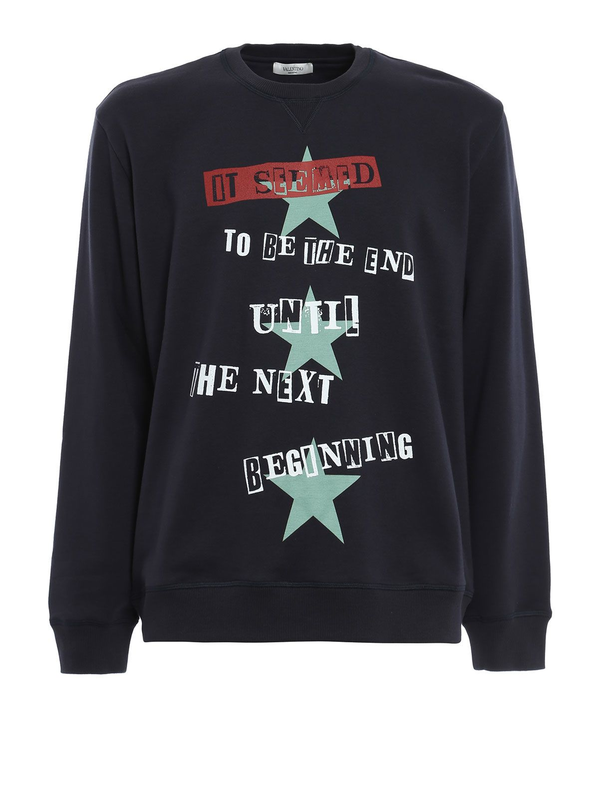 Jersey Sweatshirt Jamie Reid Prt.