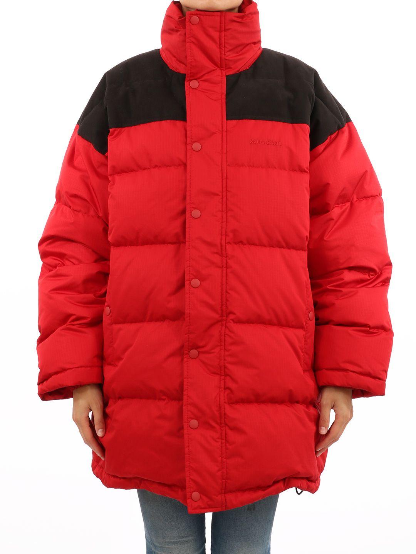 balenciaga -  Oversized Puffer Jacket