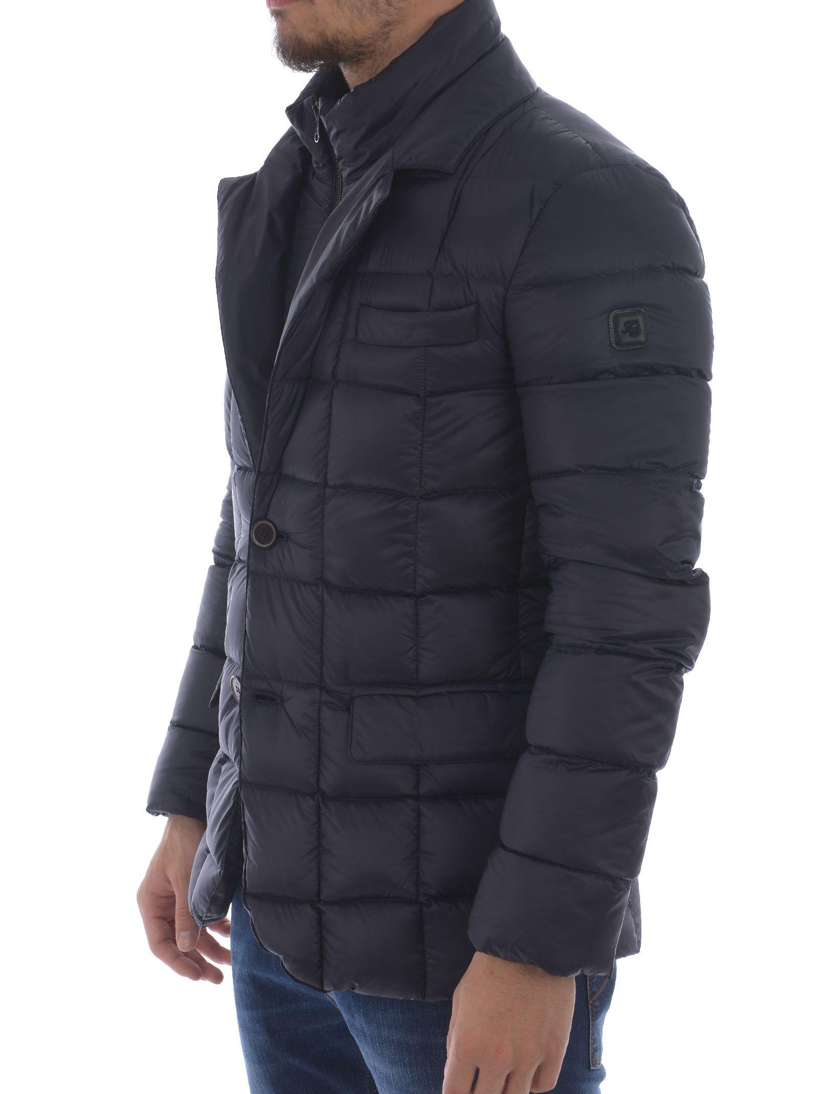 ... Fay Padded Blazer-style Jacket ...