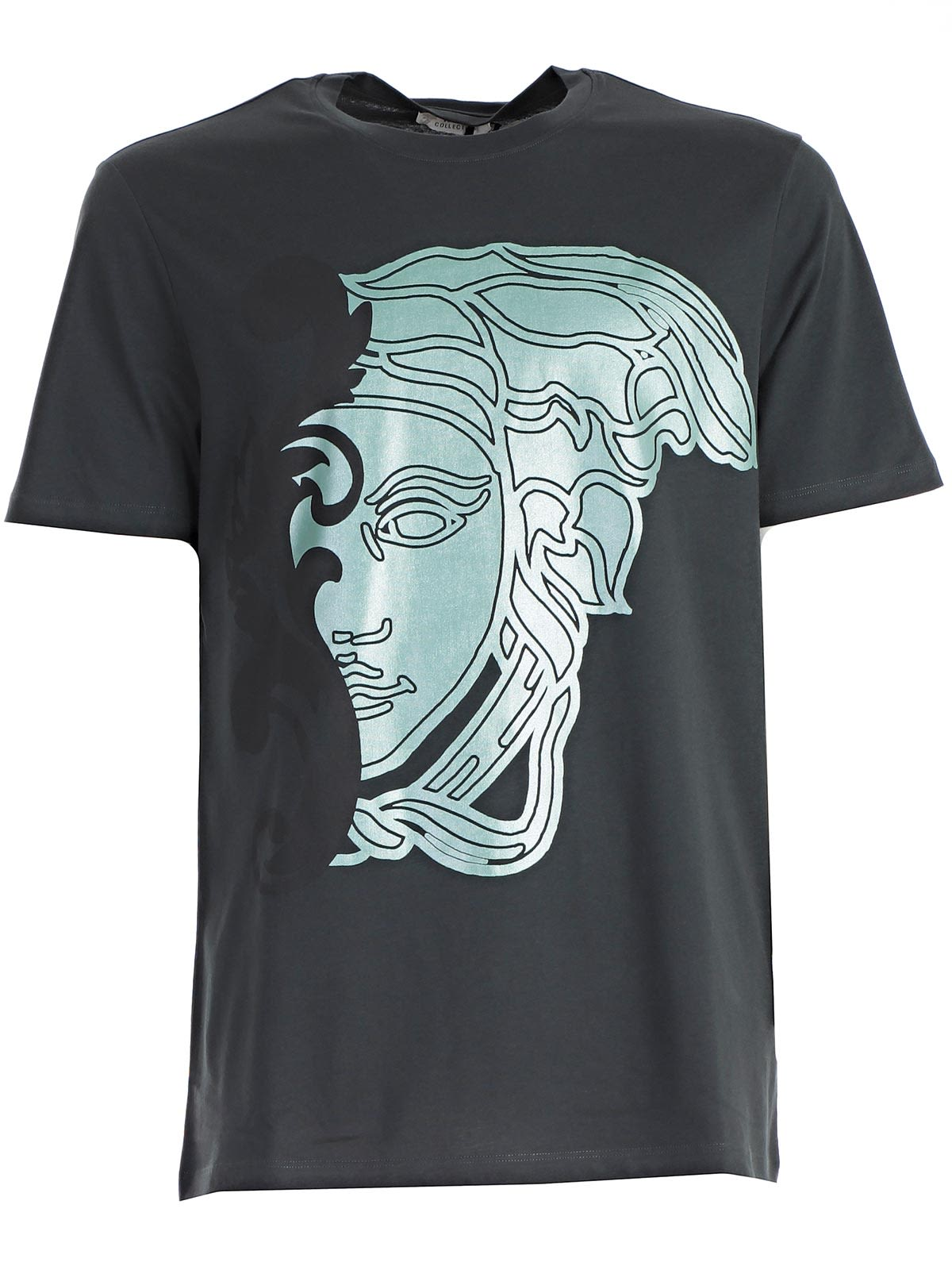 Versace Collection Medusa Print T-shirt