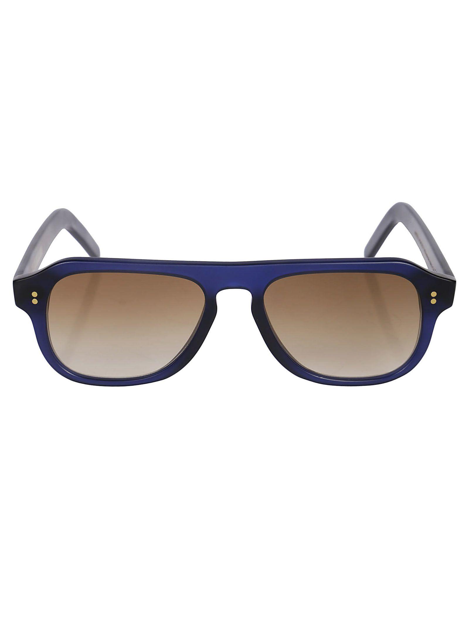 Cutler And Gross Pilot Frame Sunglasses
