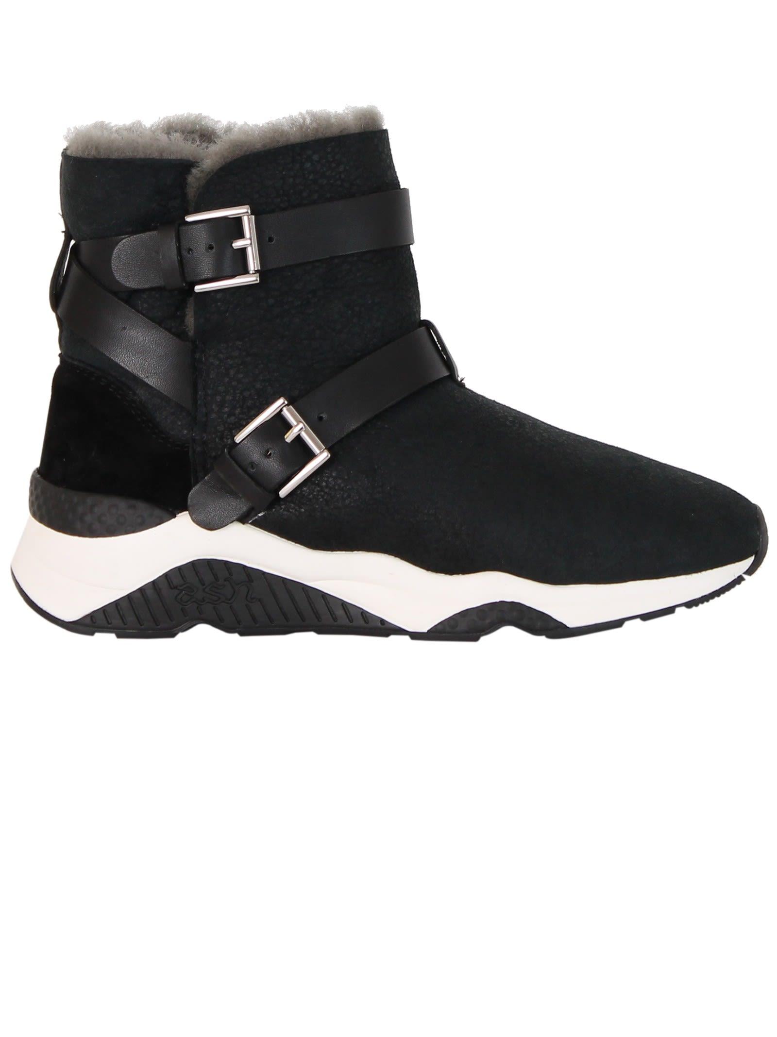 Discount Amazing Price 2018 Unisex Sale Online Ash Mochi Buckle Boots Explore Online ORLvaDQlV